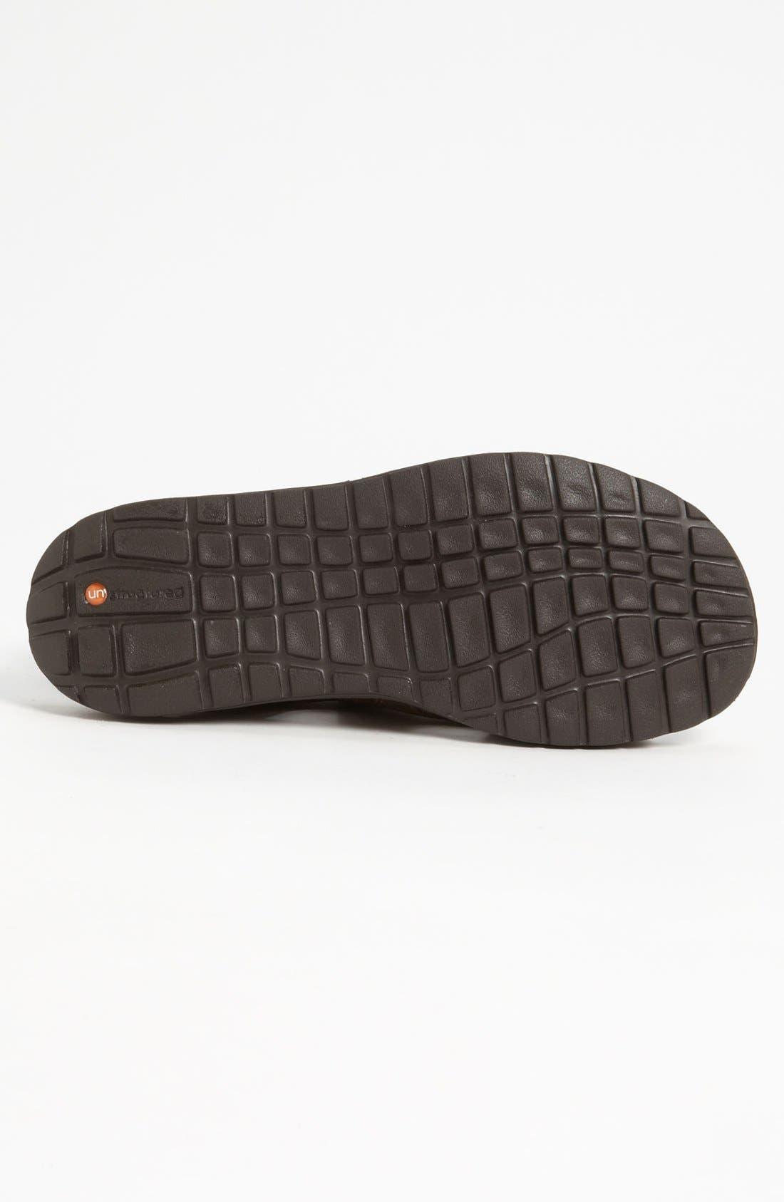 Alternate Image 4  - Clarks® 'Unstructured - Caicos' Sandal   (Men)