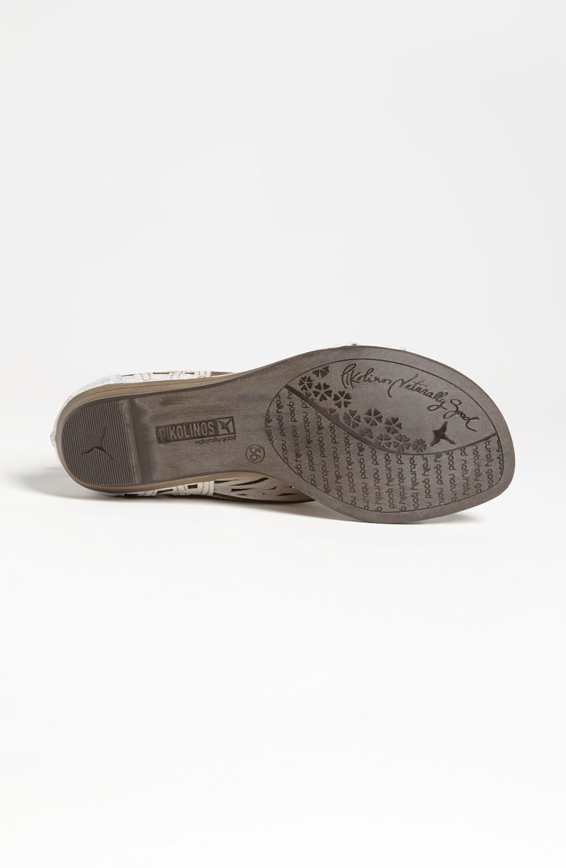 Alternate Image 4  - PIKOLINOS 'Alcudia 2' Thong Sandal