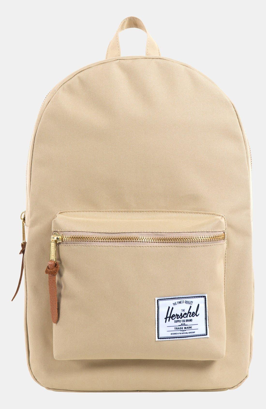 Main Image - Herschel Supply Co. 'Settlement Plus' Backpack