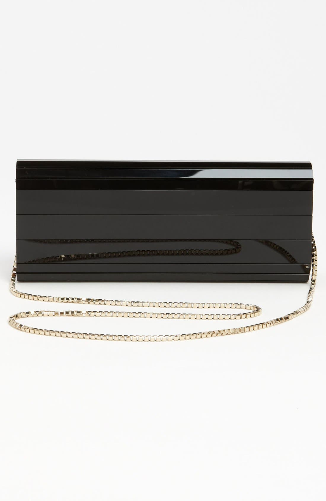 Alternate Image 4  - Jimmy Choo 'Sweetie' Acrylic Clutch