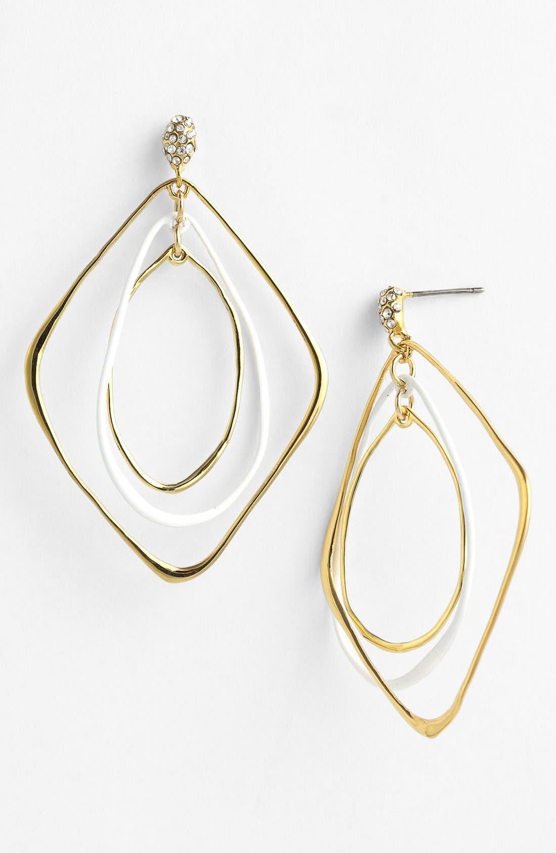 Alternate Image 1 Selected - Alexis Bittar 'Miss Havisham - Liquid Gold' Orbiting Drop Earrings