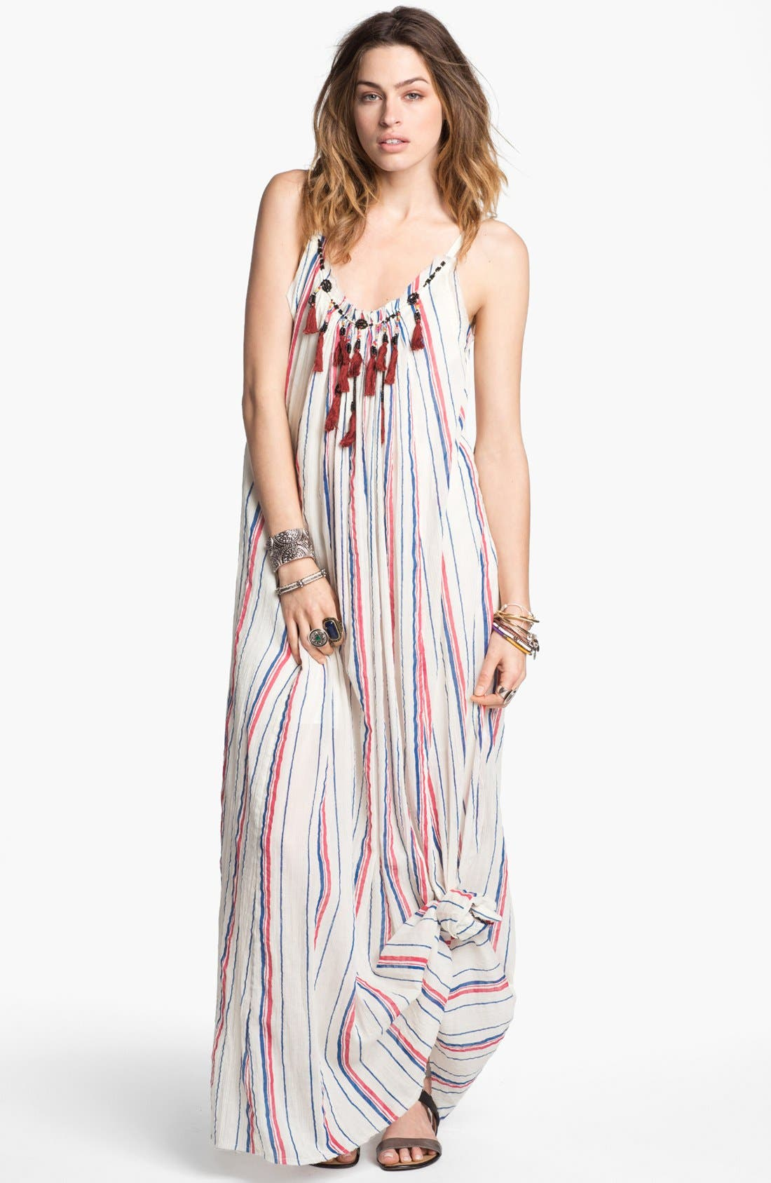 Alternate Image 1 Selected - Free People 'Unearthen' Dress