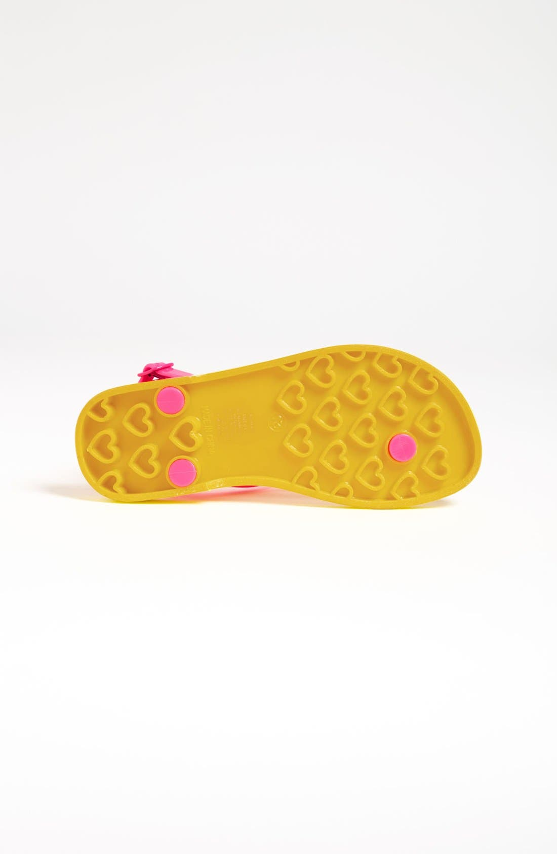 Alternate Image 4  - Juicy Couture 'Rory' Sandal (Toddler, Little Kid & Big Kid)