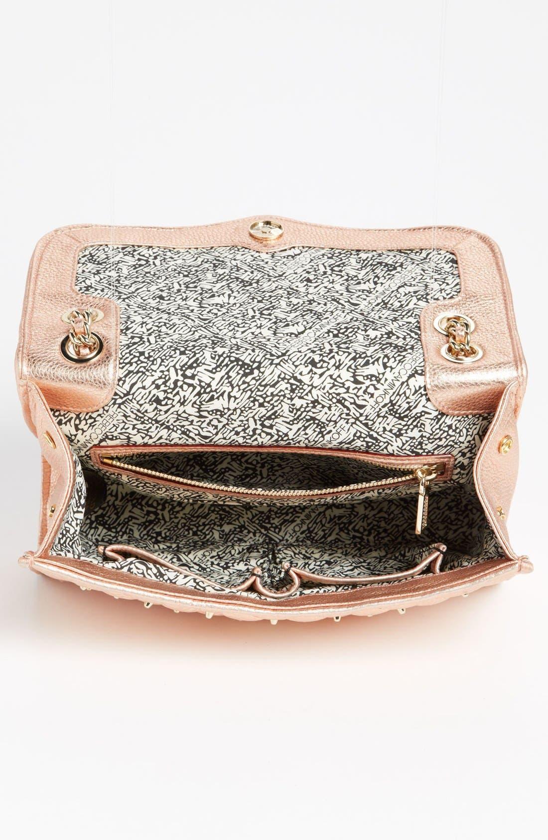 Alternate Image 3  - Rebecca Minkoff 'Quilted Affair with Studs' Shoulder Bag