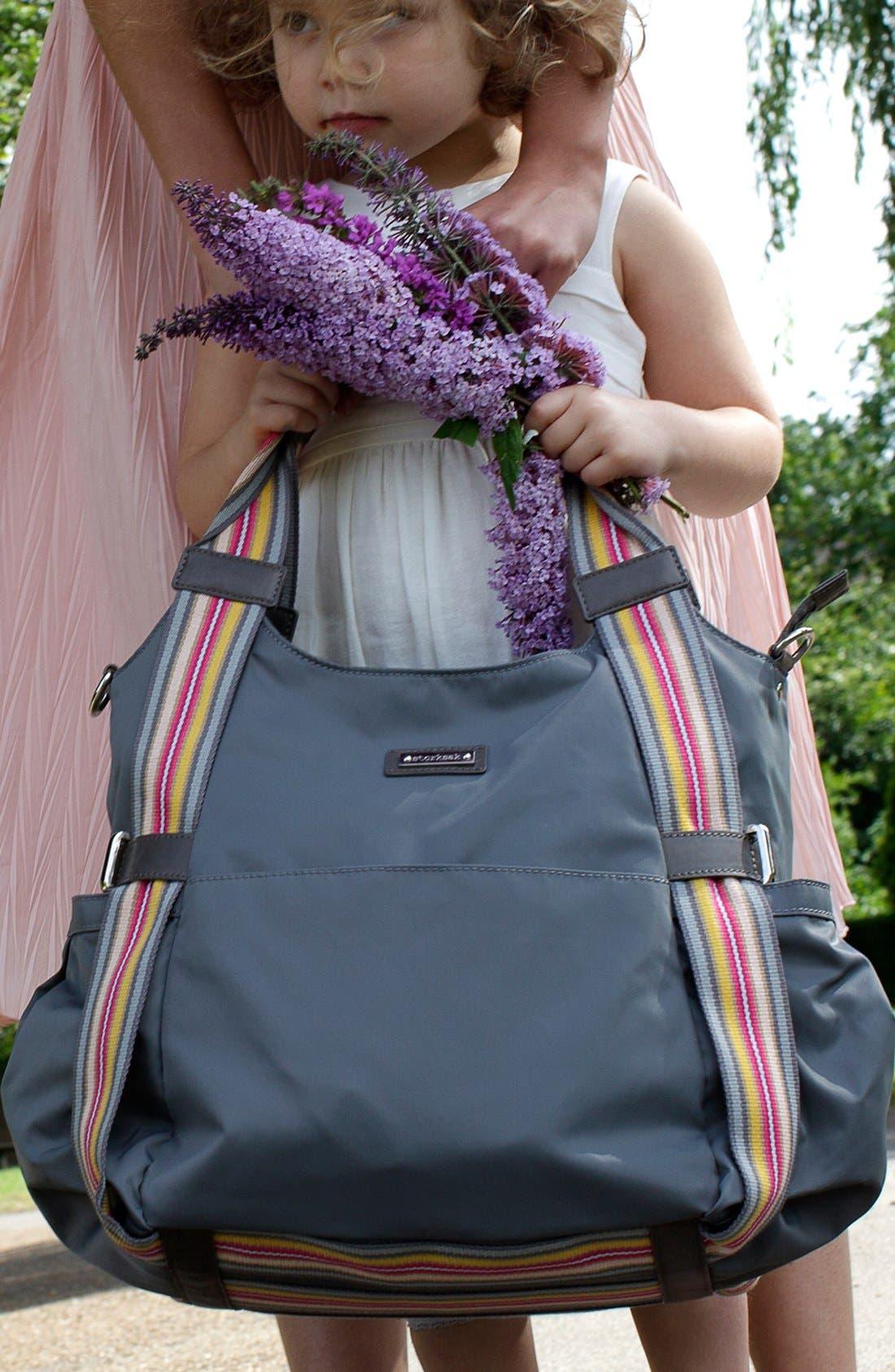 Alternate Image 2  - Storksak 'Tania' Diaper Bag