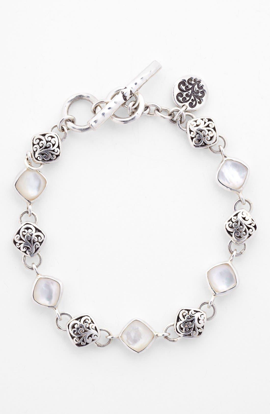 Alternate Image 1 Selected - Lois Hill Mother-of-Pearl Bracelet