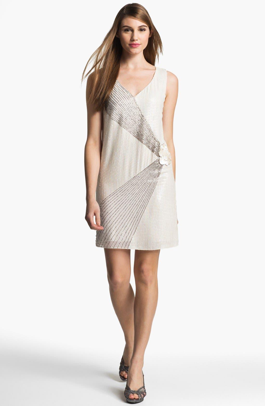 Main Image - ERIN erin fetherston Embellished Shift Dress