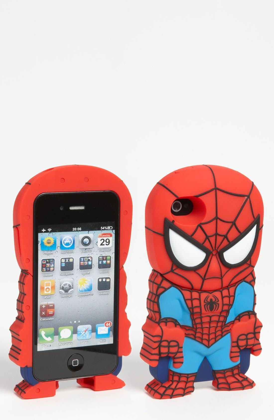 Alternate Image 1 Selected - Marvel 'Chara-Cover - Spider-Man®' iPhone Case