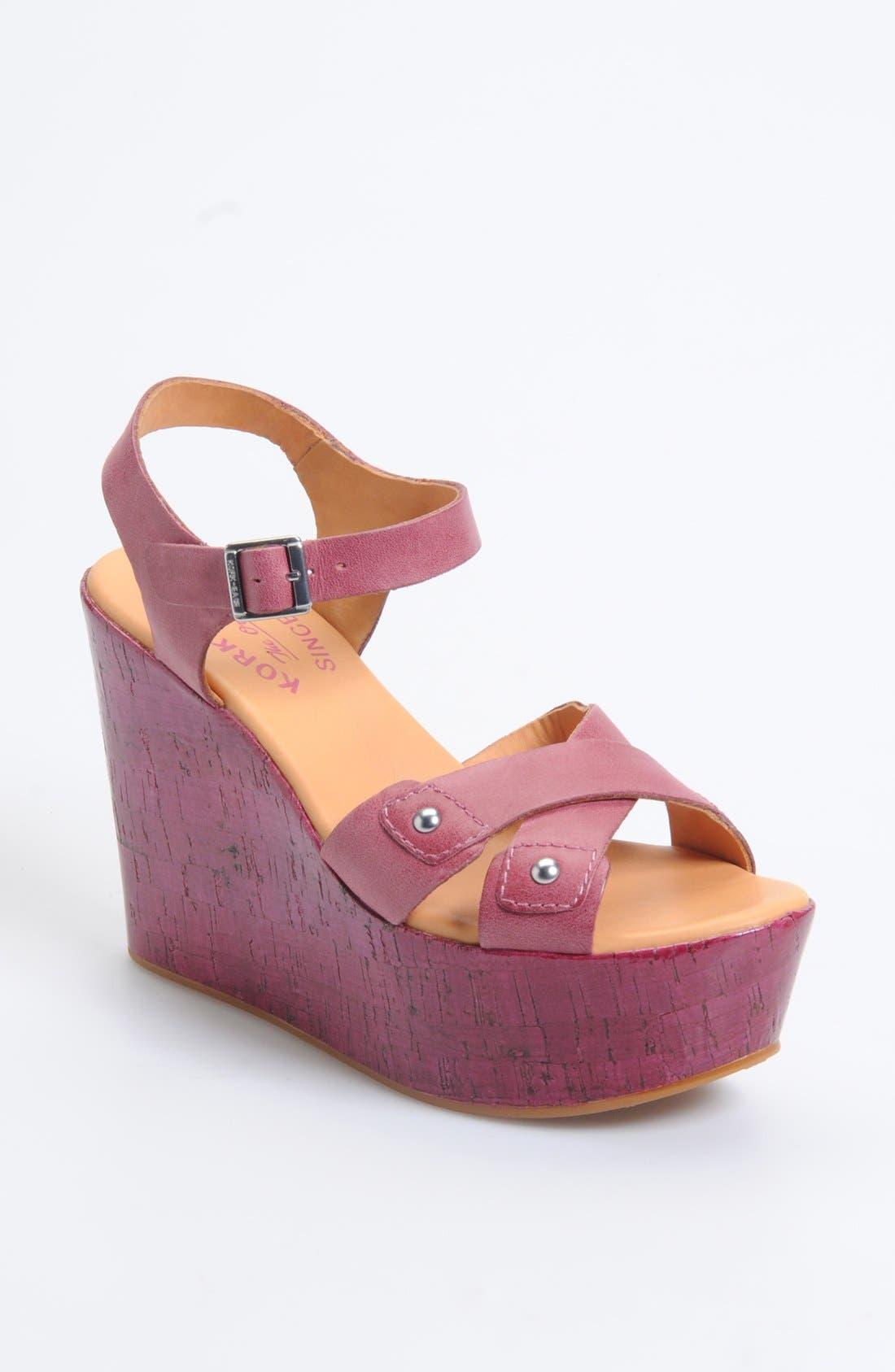 Main Image - Kork-Ease 'Jaclyn' Sandal