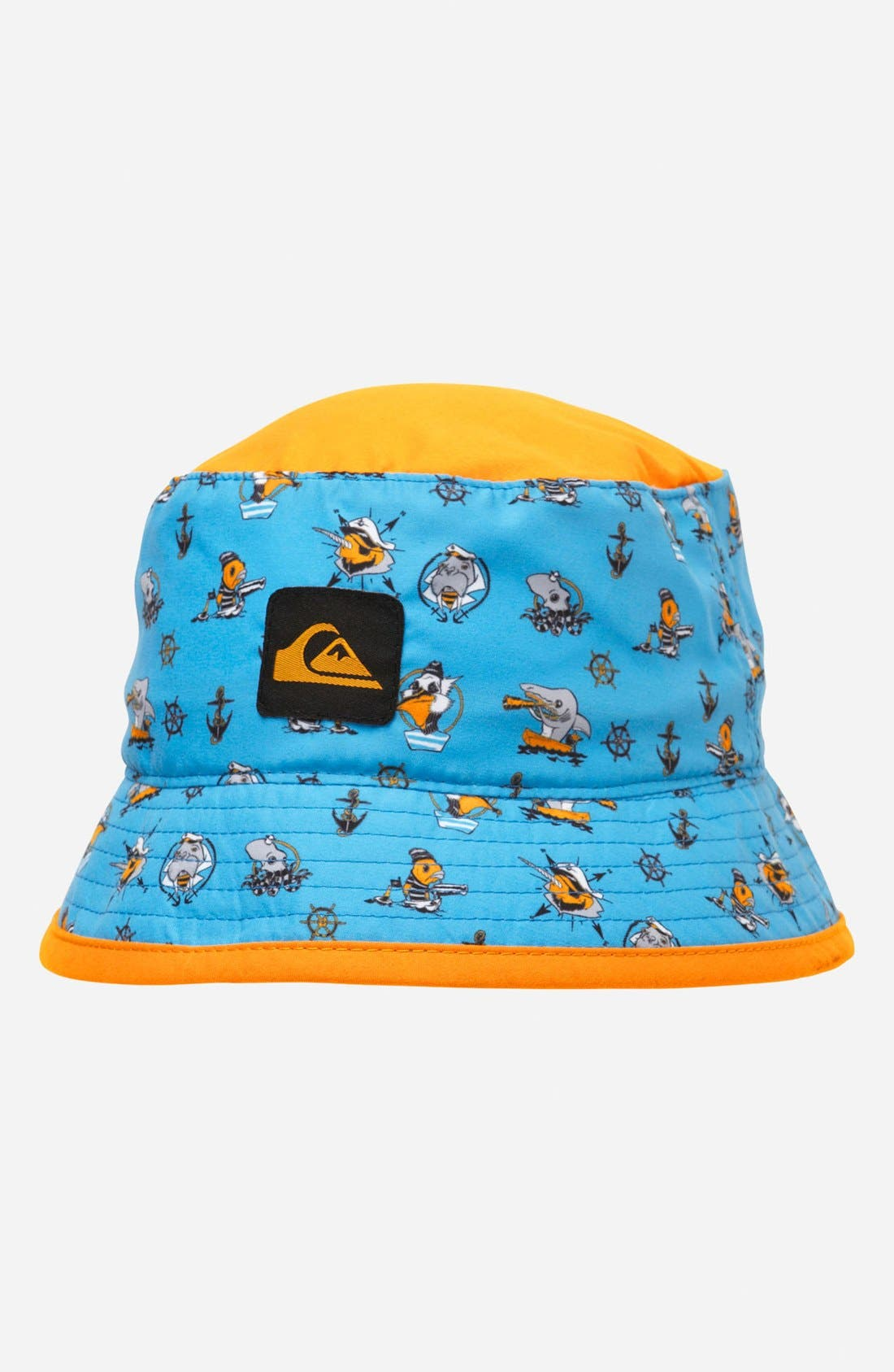 Alternate Image 1 Selected - Quiksilver 'Grommet' Hat (Toddler)