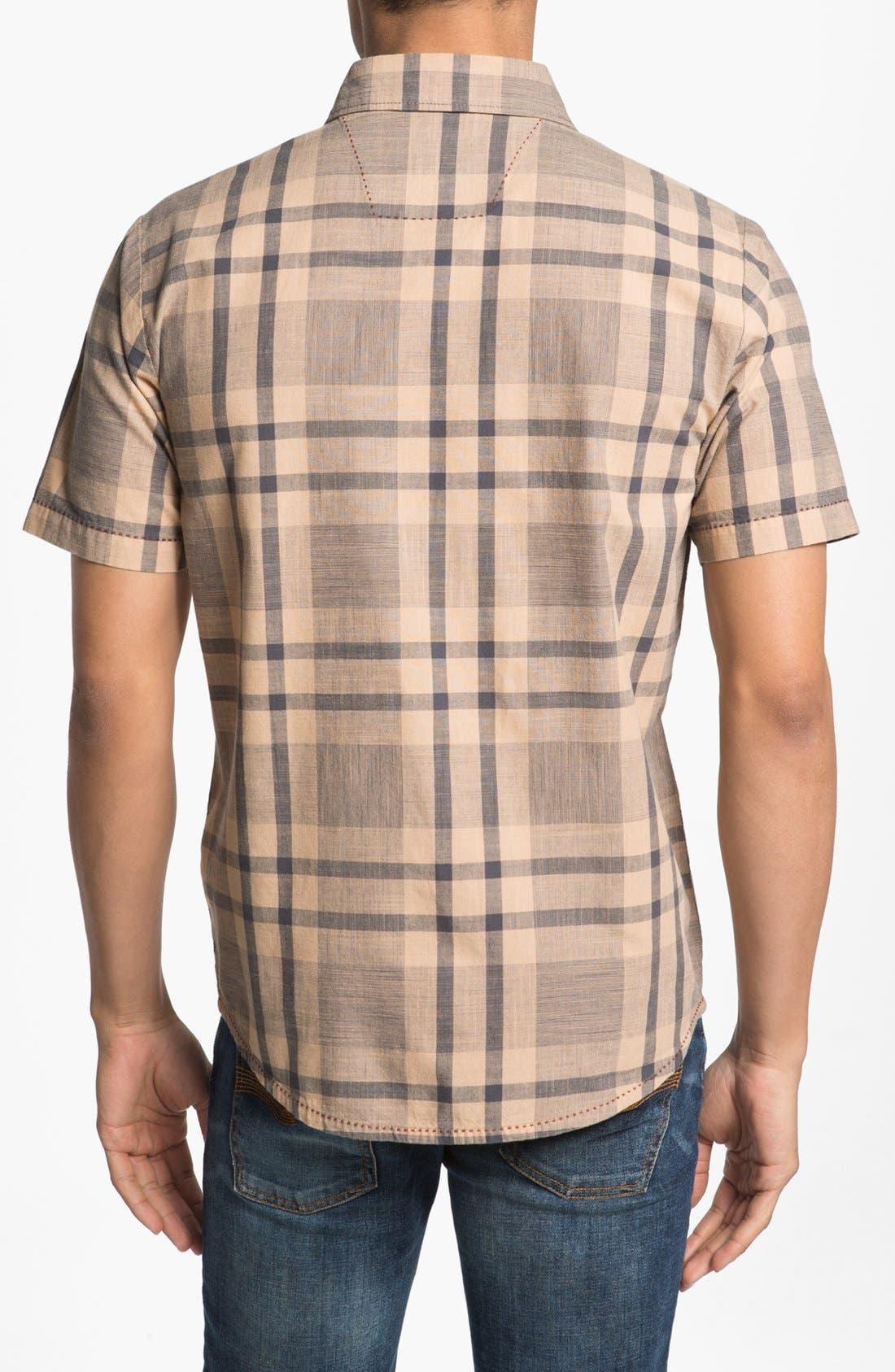 Alternate Image 2  - Jeremiah 'Griffith' Sport Shirt