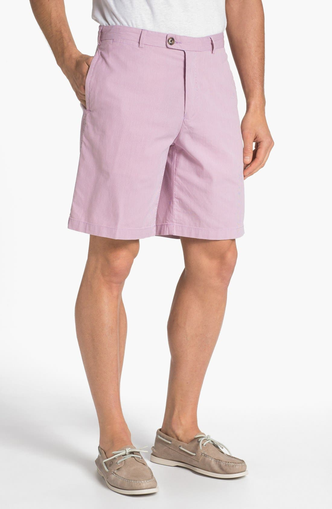 Alternate Image 1 Selected - Peter Millar Pinwale Corduroy Shorts