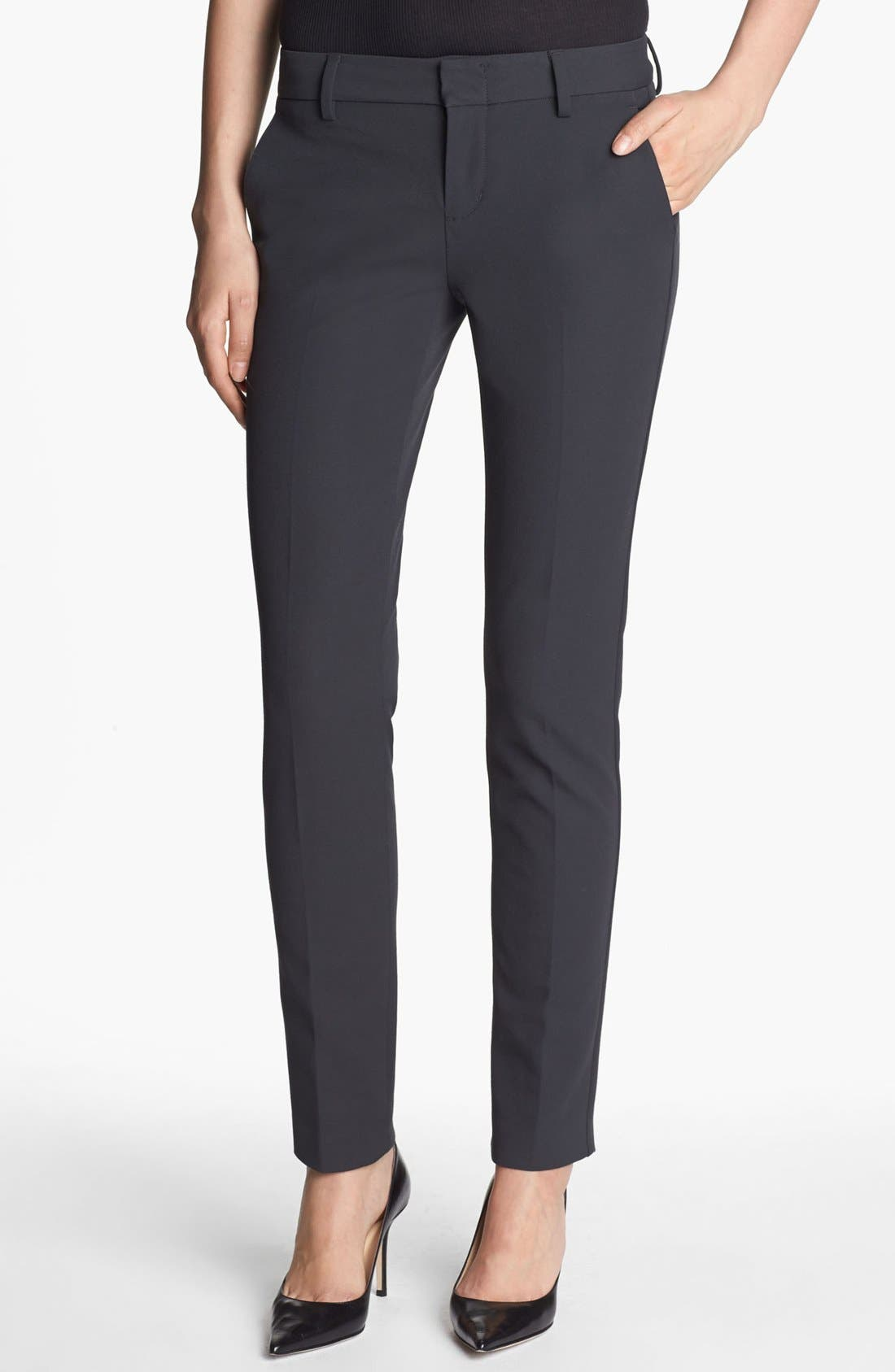Alternate Image 1 Selected - Vince Piped Ankle Trousers