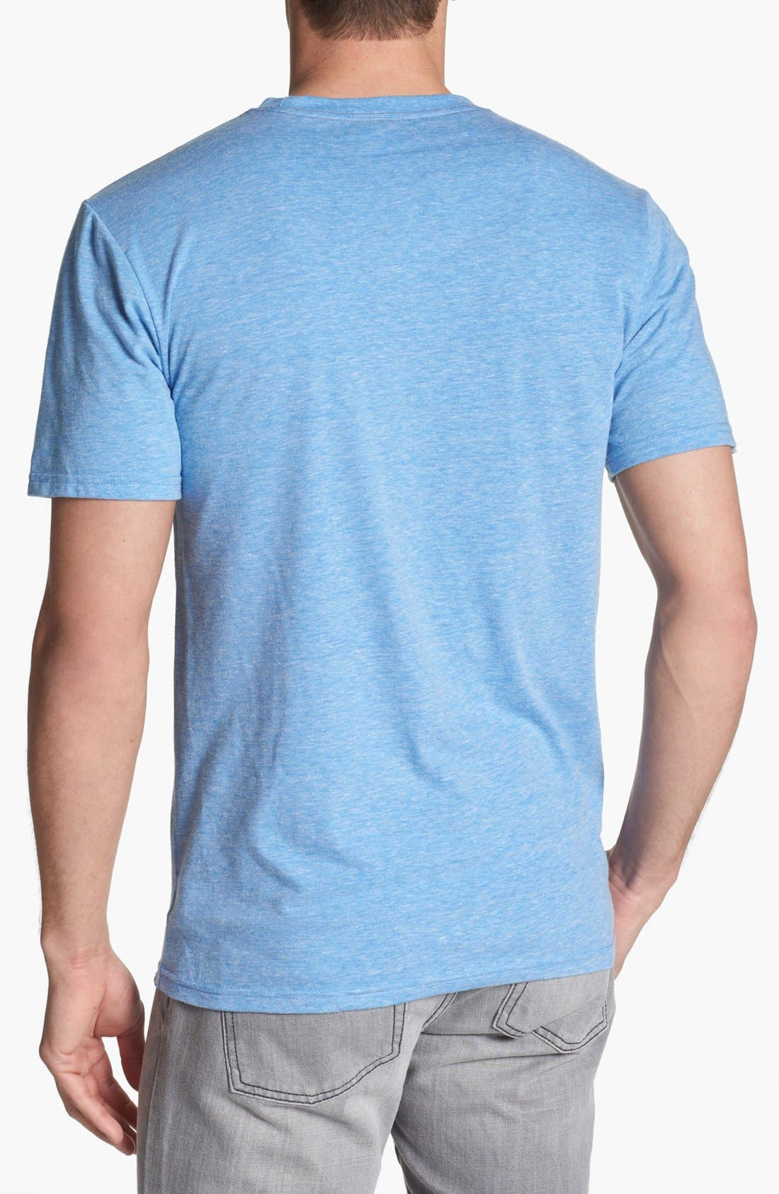 Alternate Image 2  - Quiksilver 'Tilt' Graphic T-Shirt