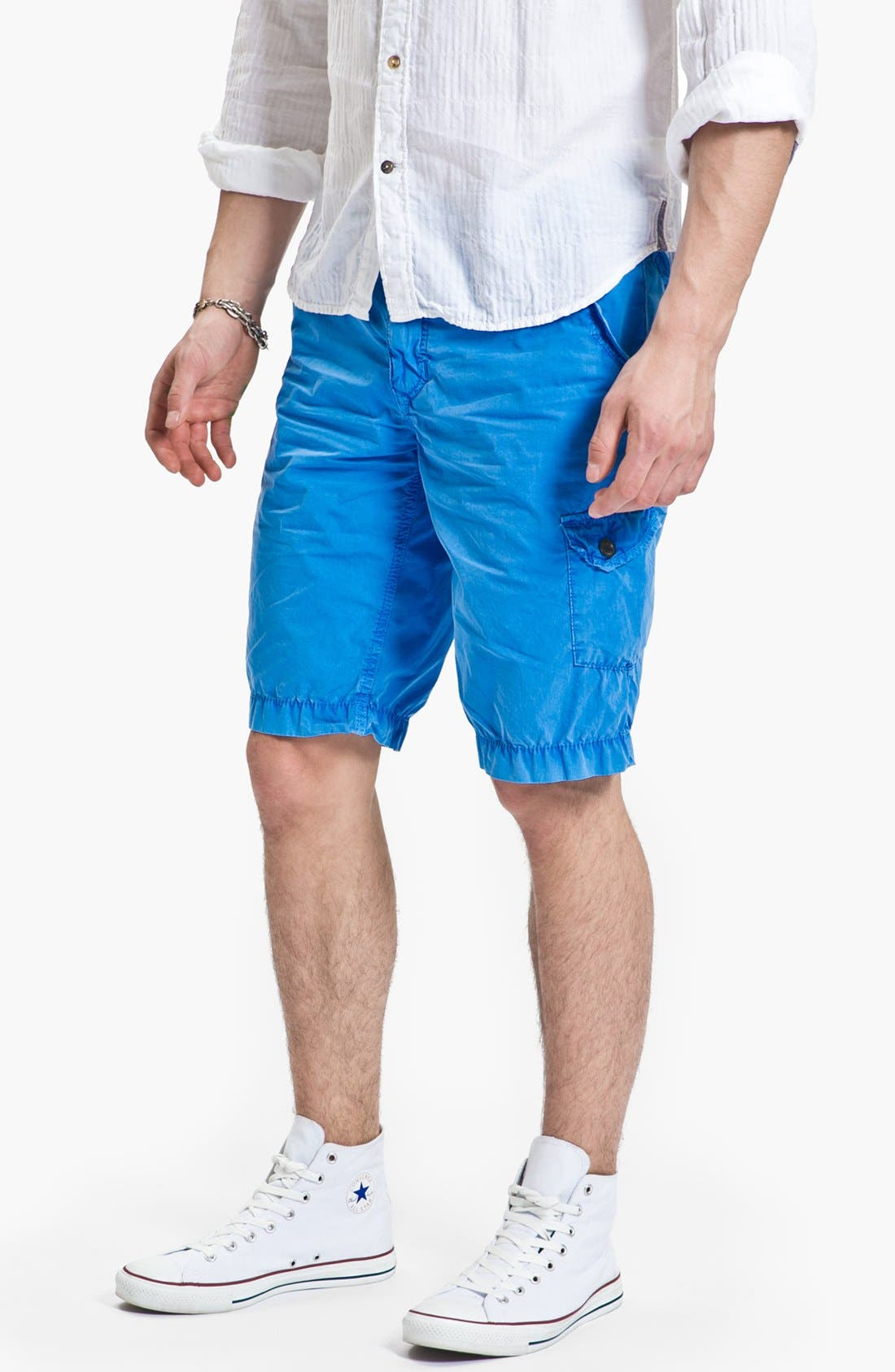 Alternate Image 3  - Union Chino Cargo Shorts