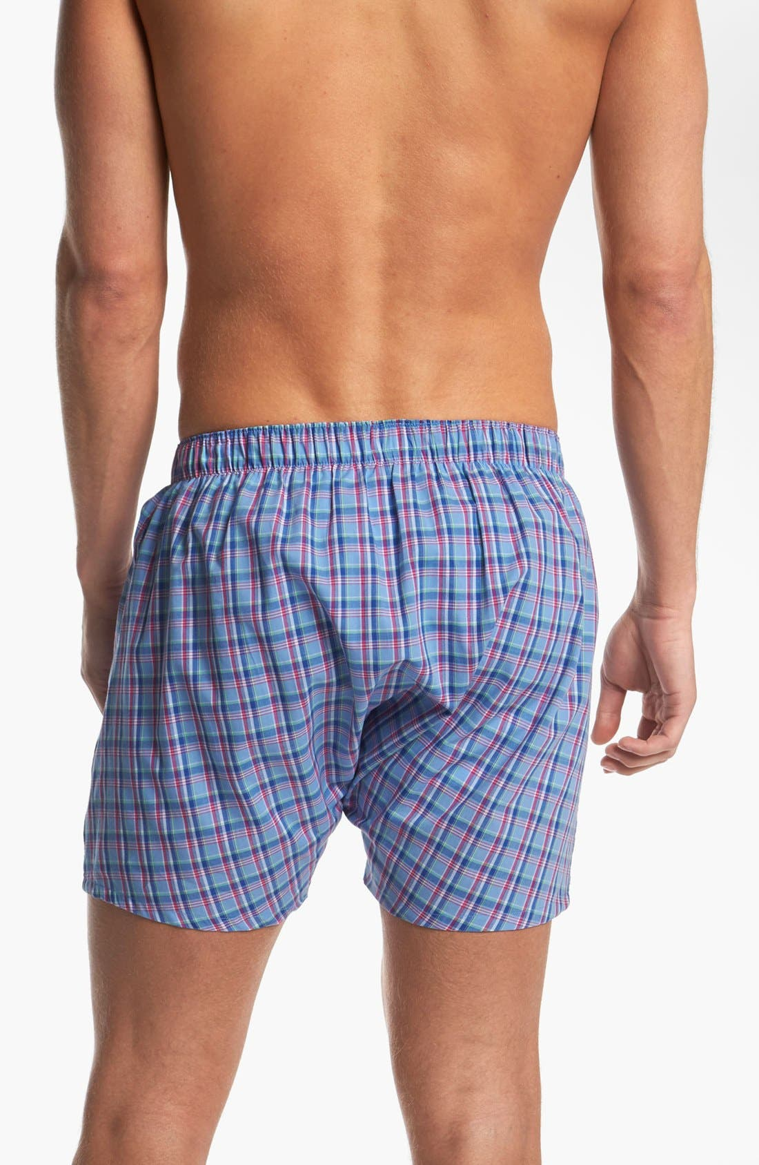 Alternate Image 2  - Polo Ralph Lauren Woven Boxers (Assorted 3-Pack)