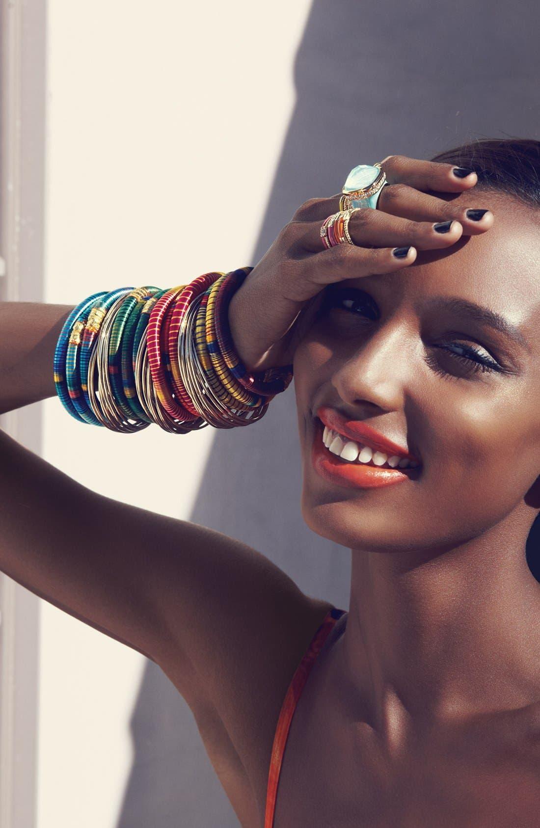 Alternate Image 2  - Nordstrom Rolling Bangle Bracelets
