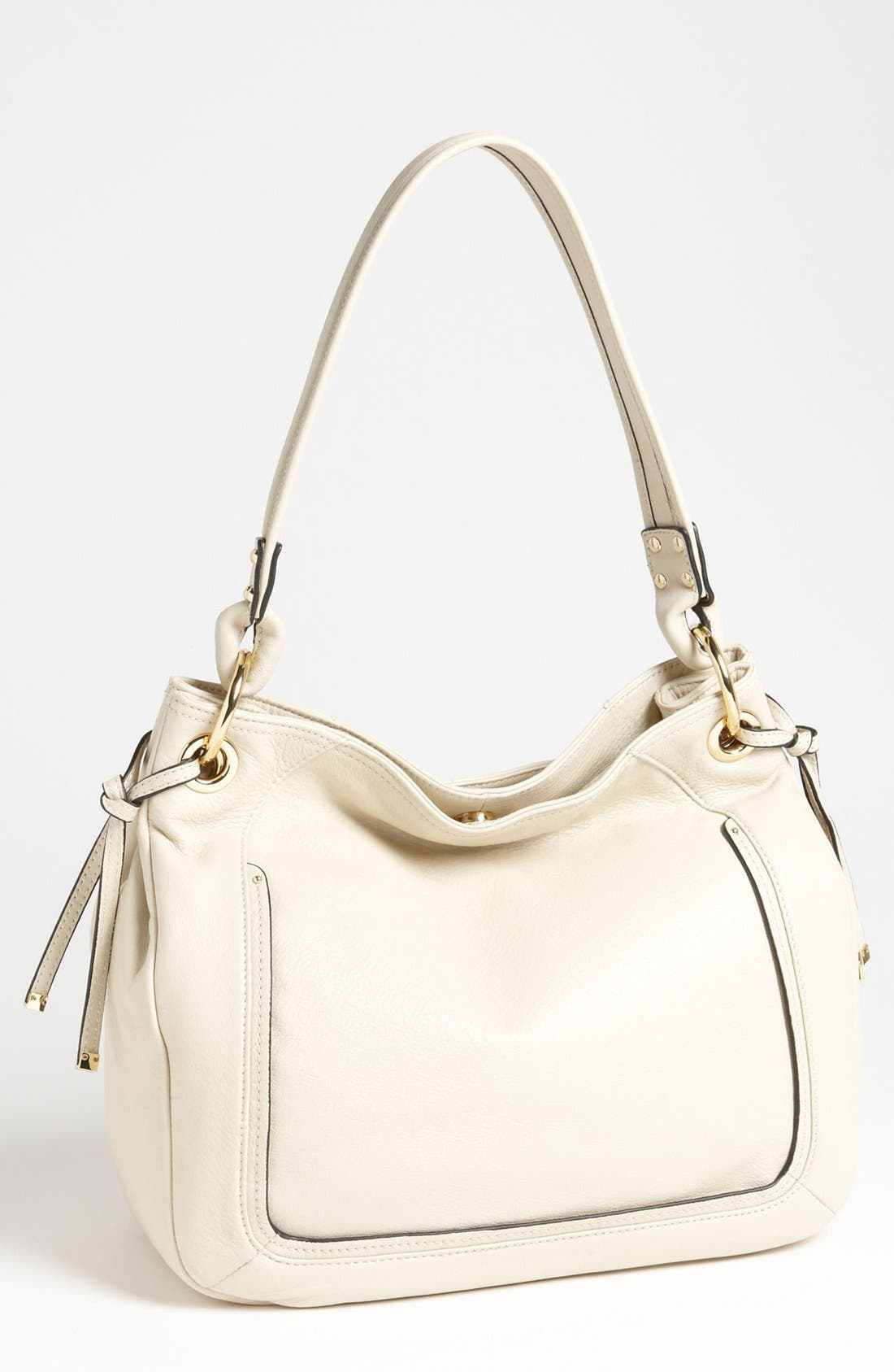 Alternate Image 1 Selected - Perlina 'Simone' Leather Hobo, Medium