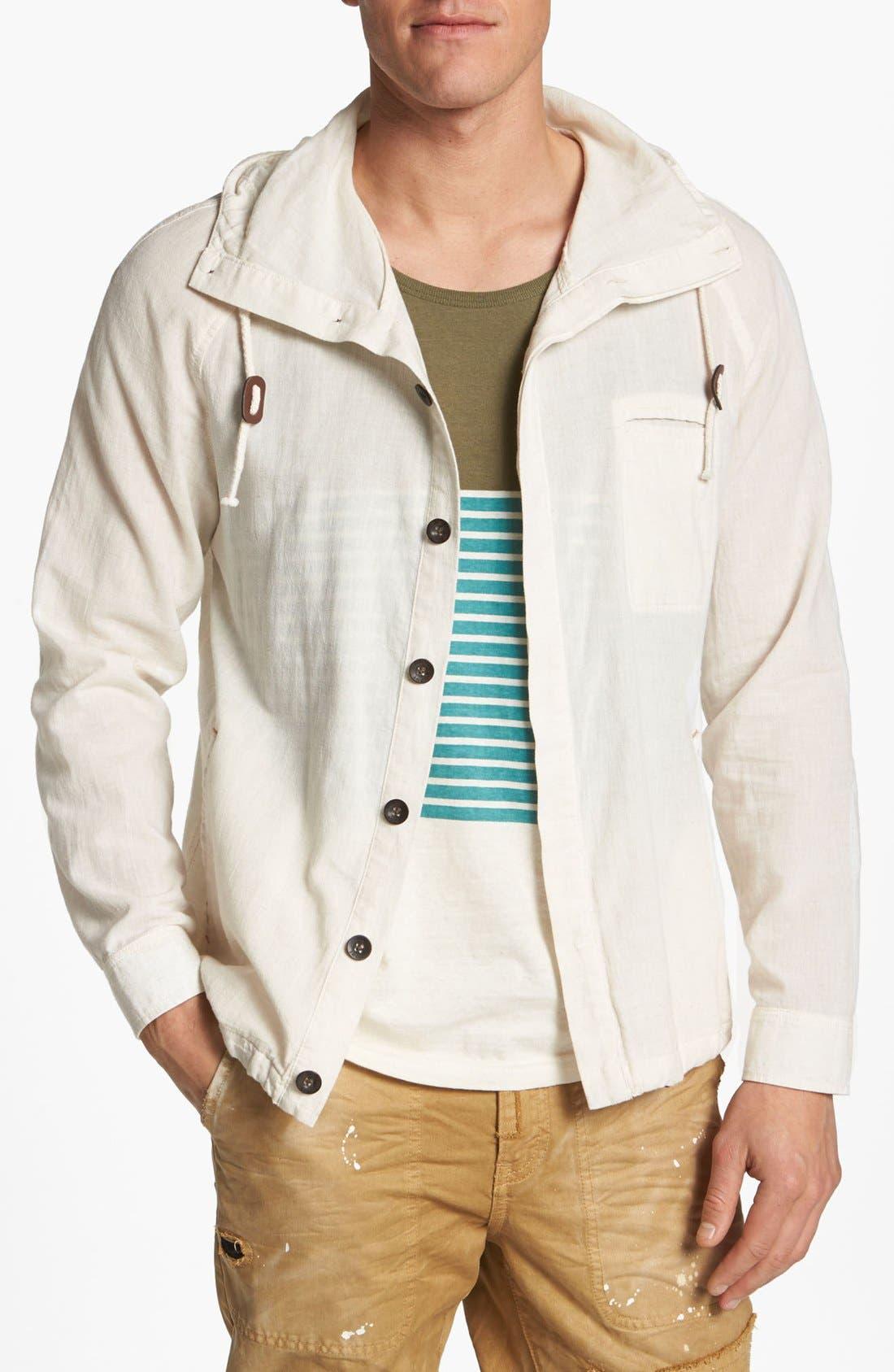 Main Image - Howe 'Mexico Americana' Hooded Jacket