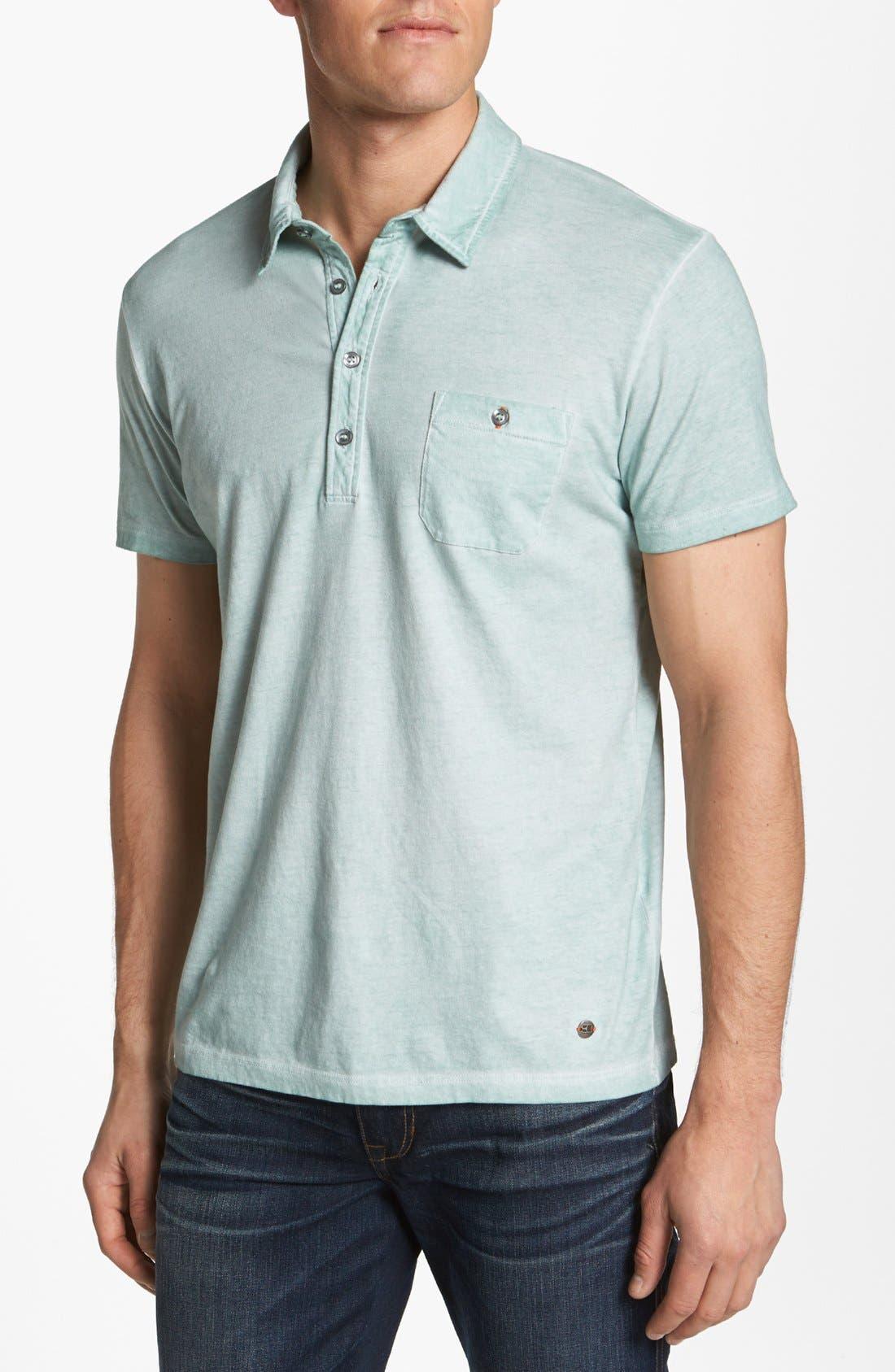 Main Image - BOSS Orange 'Perpignan' Jersey Cotton Polo