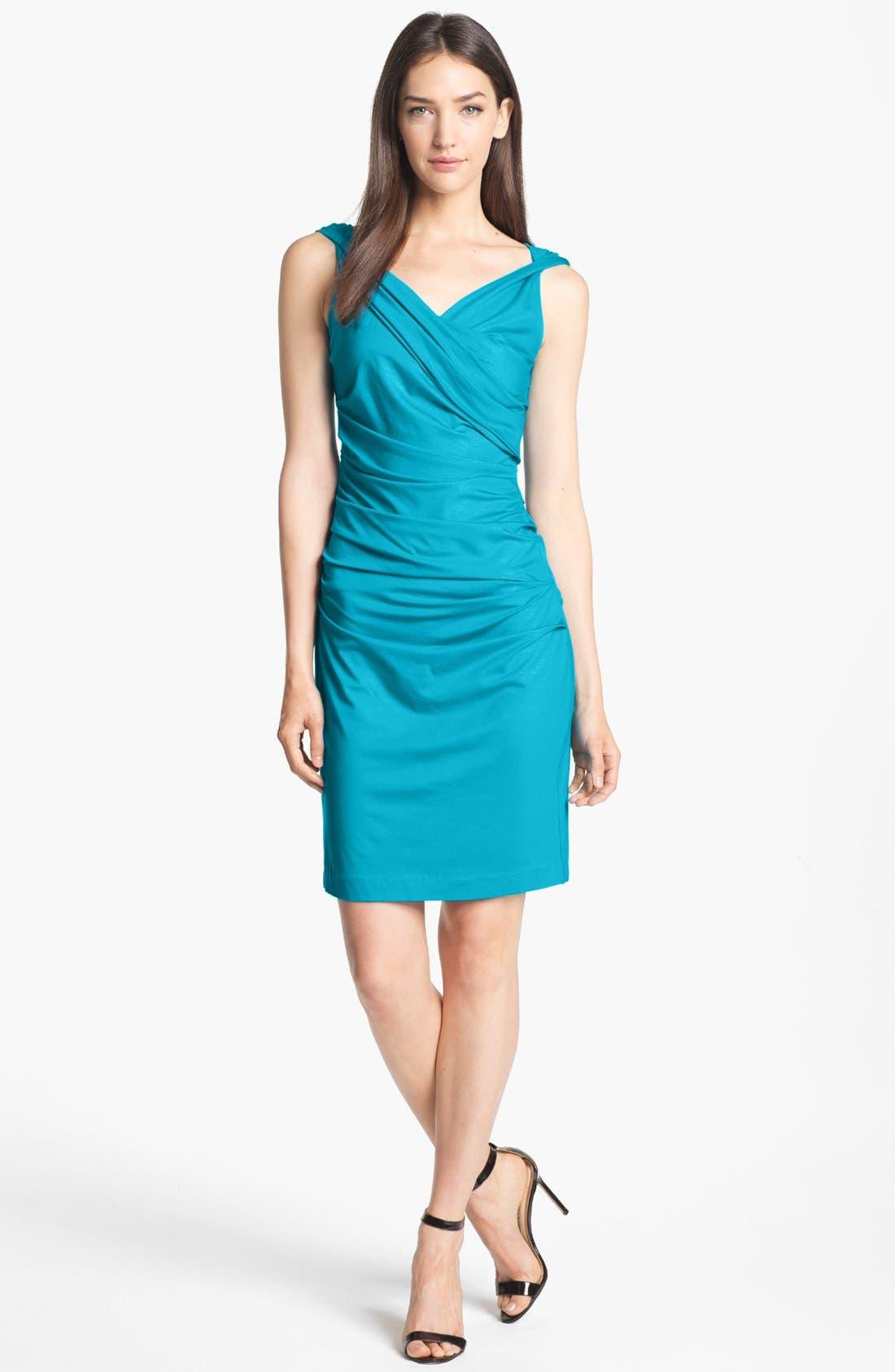 Alternate Image 1 Selected - Diane von Furstenberg 'Bentley' Sleeveless Sheath Dress