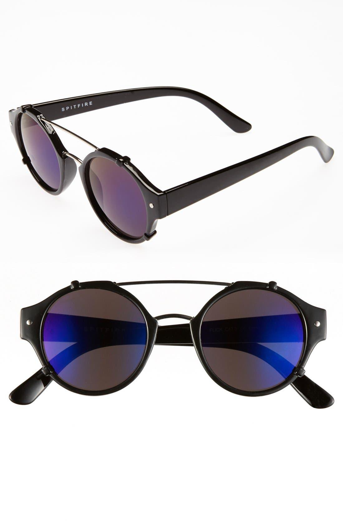 Alternate Image 1 Selected - Spitfire 'Flick' 48mm Sunglasses (Online Only)