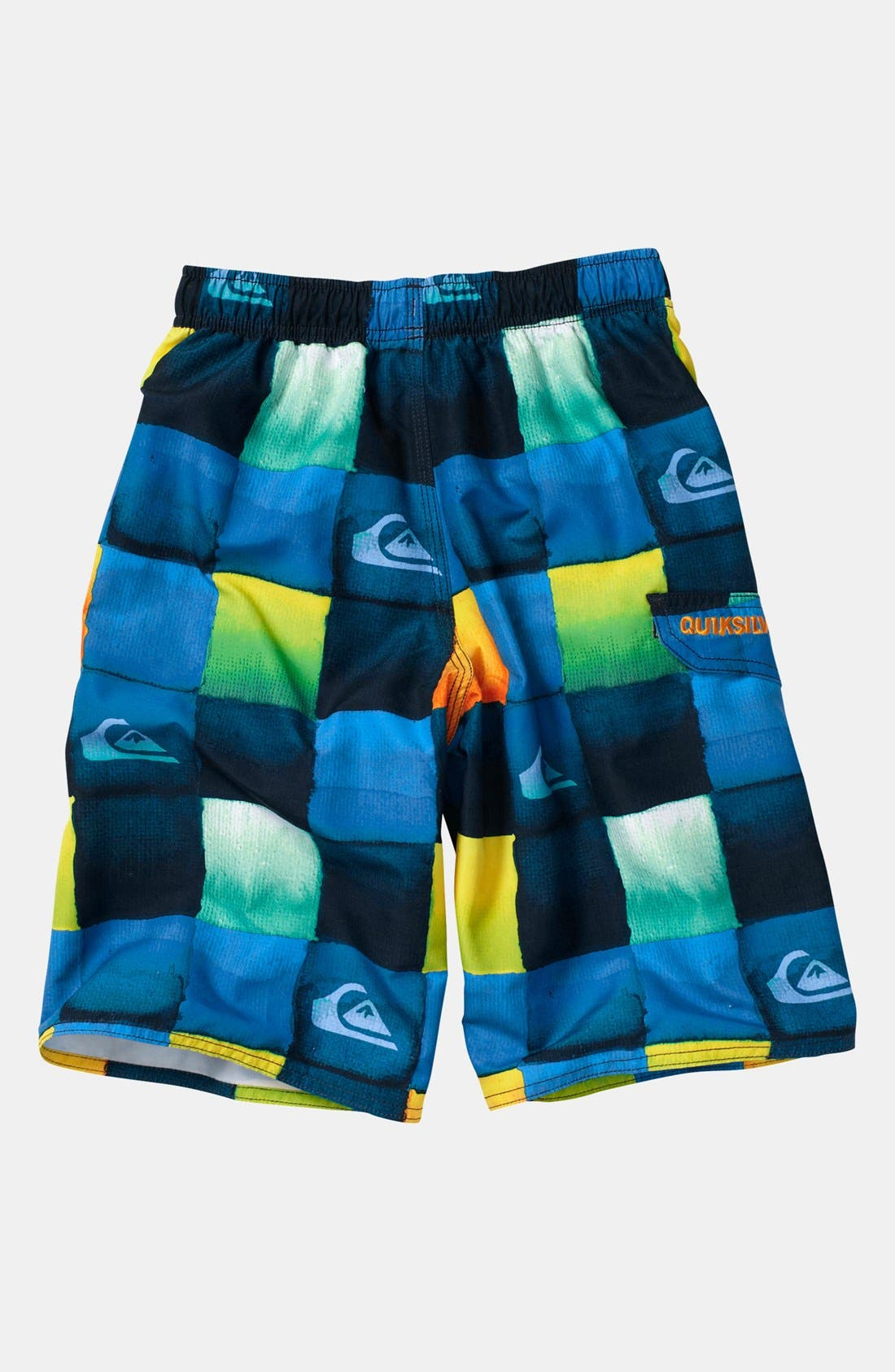 Alternate Image 2  - Quiksilver 'Redemption' Volley Shorts (Big Boys)