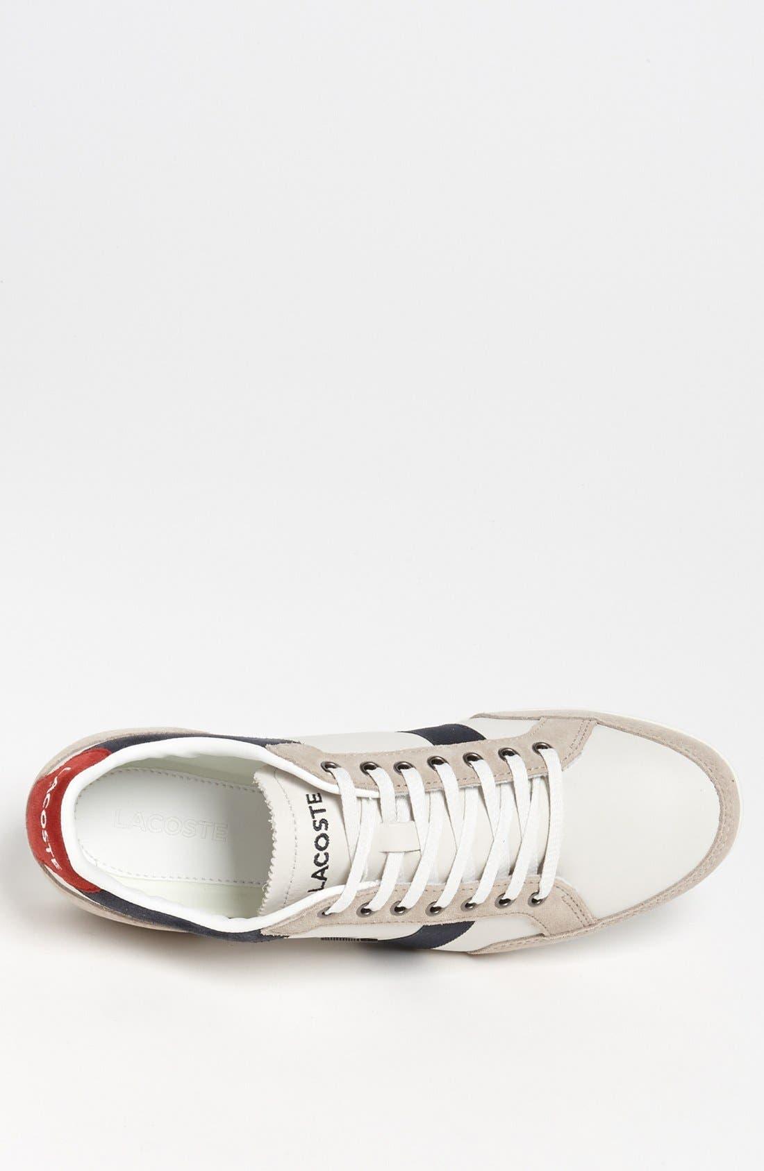 Alternate Image 3  - Lacoste 'Alisos 8' Sneaker
