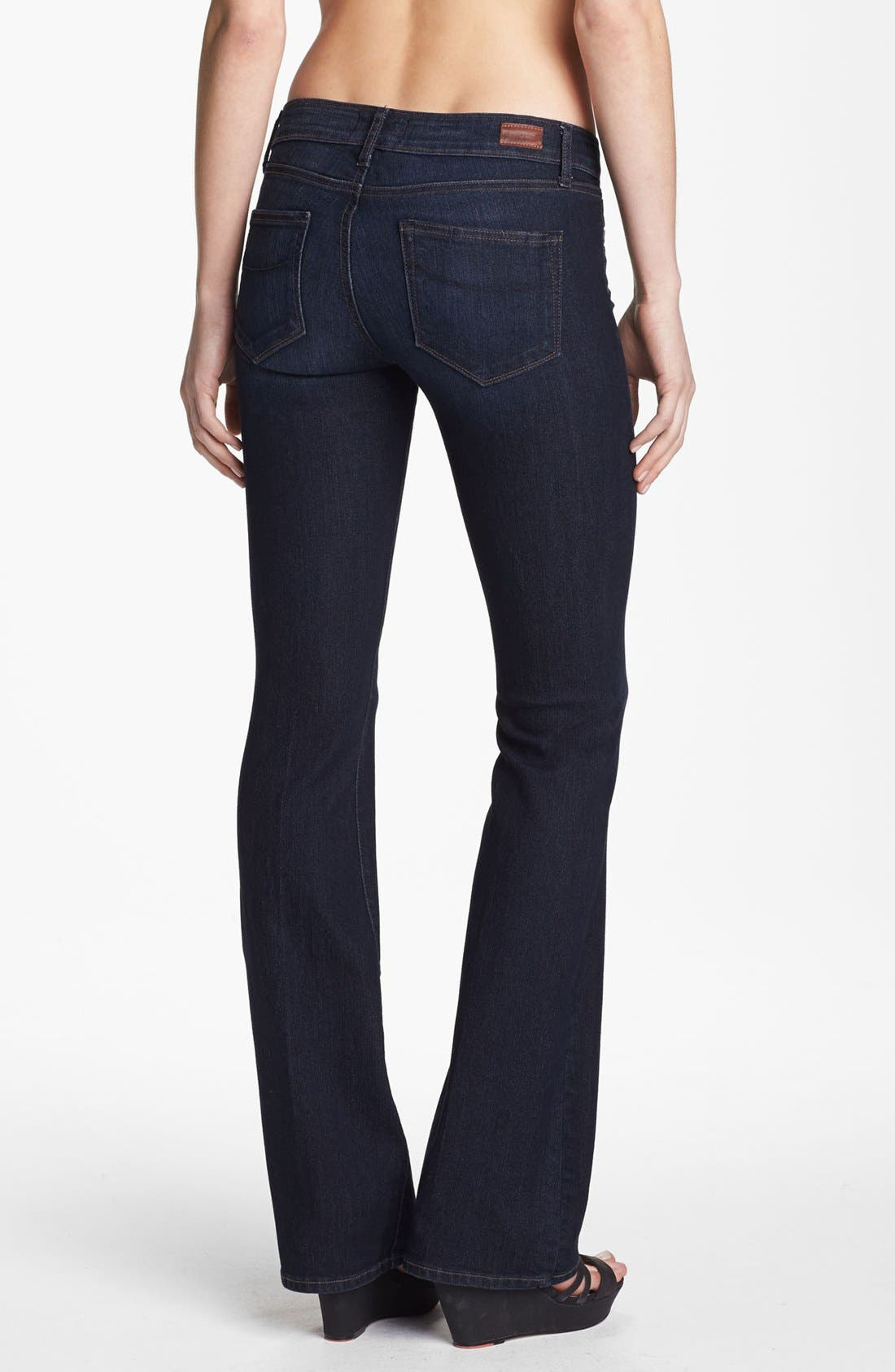 Alternate Image 2  - Paige Denim 'Skyline' Bootcut Jeans (Cheyenne)