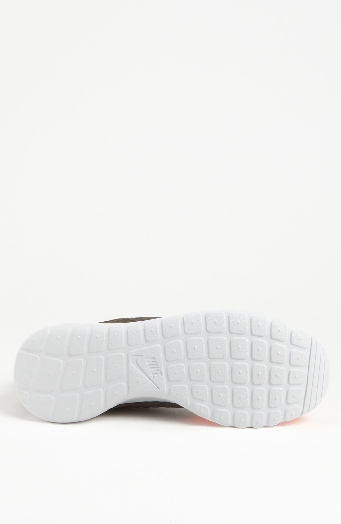 Alternate Image 4  - Nike 'Roshe Run FB' Sneaker (Men)