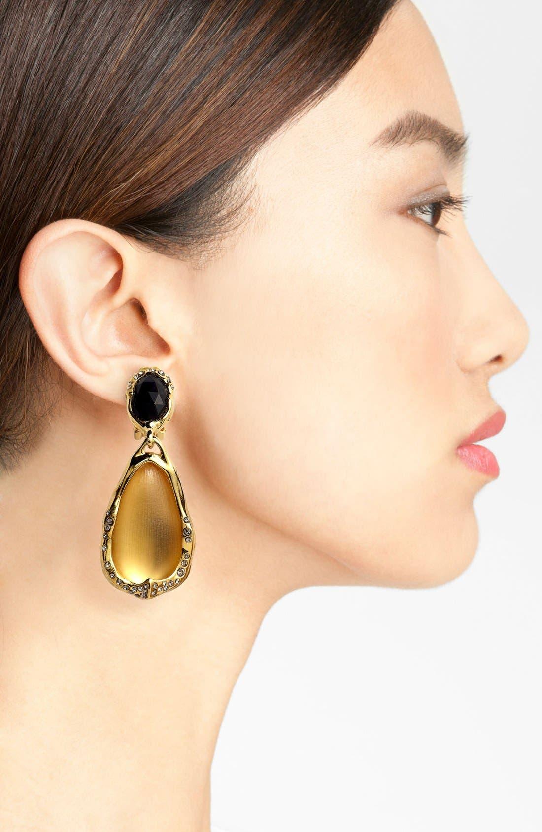 Alternate Image 2  - Alexis Bittar 'Lucite®' Drop Clip Earrings (Nordstrom Exclusive)