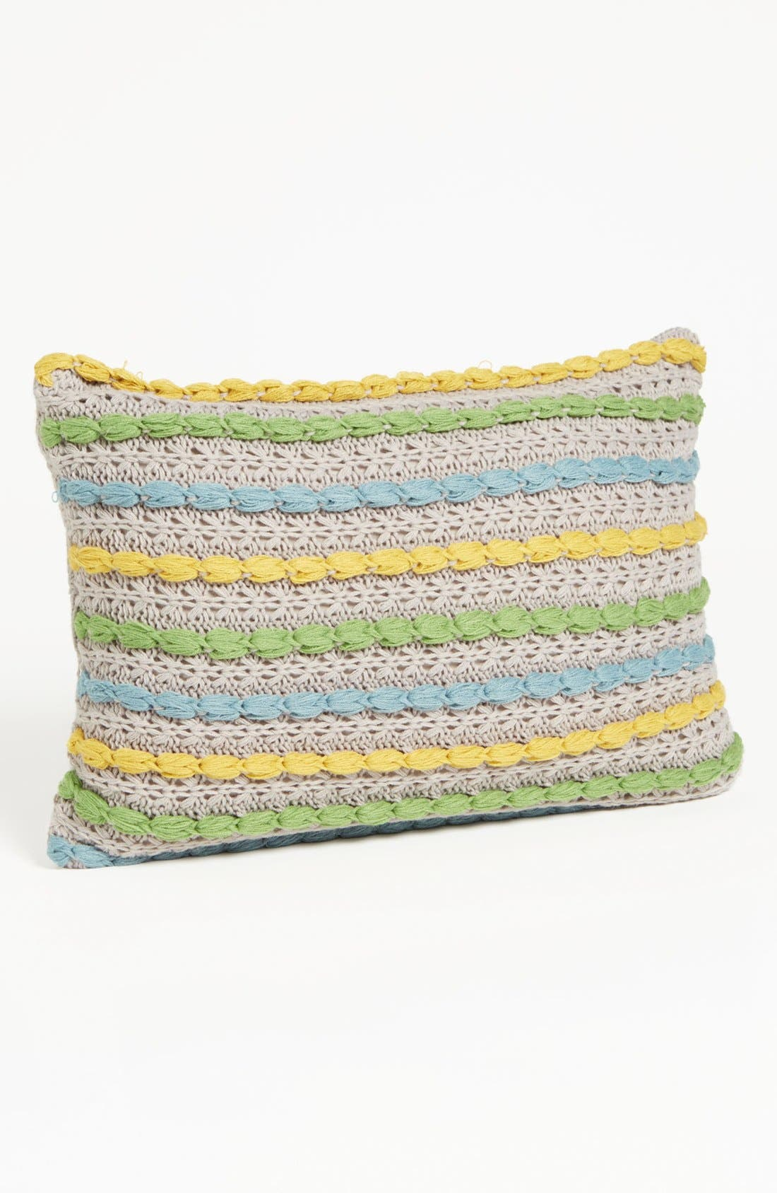 Alternate Image 1 Selected - Nordstrom at Home 'Salon' Knit Pillow