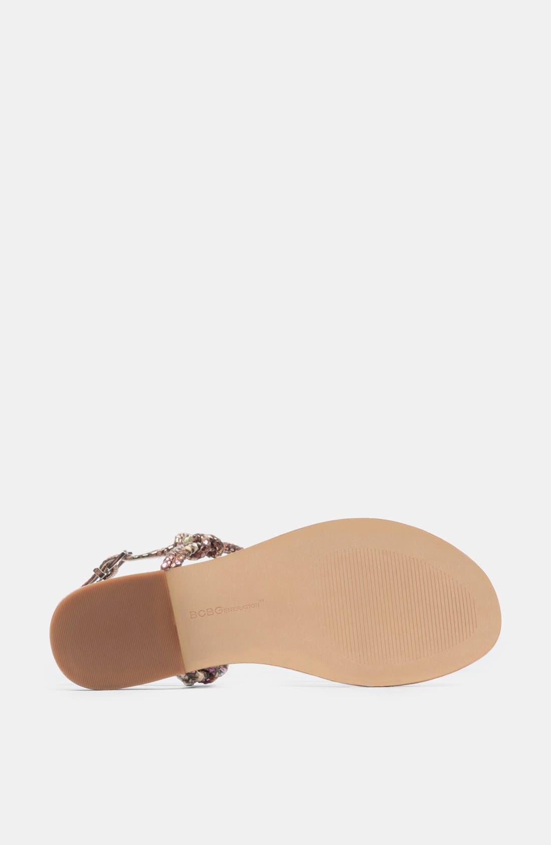 Alternate Image 4  - BCBGeneration 'Bavia' Sandal