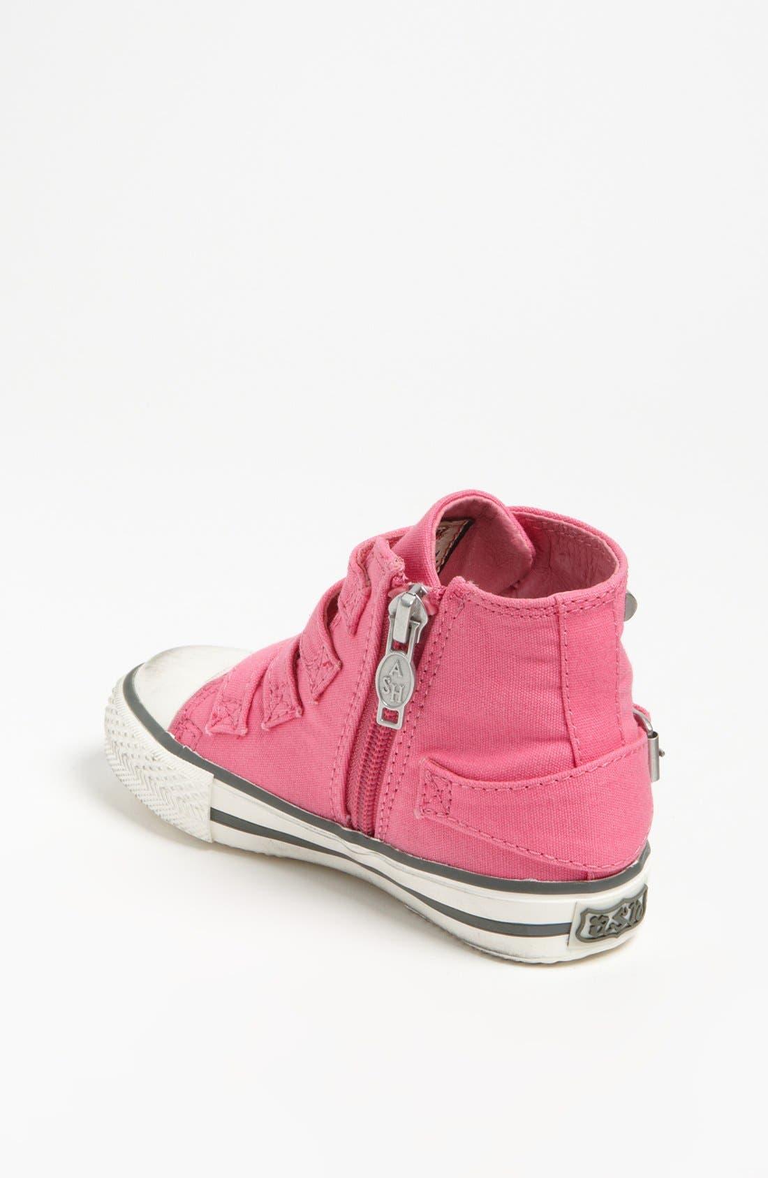 Alternate Image 2  - Ash 'Flip' High Top Sneaker (Toddler, Little Kid & Big Kid)