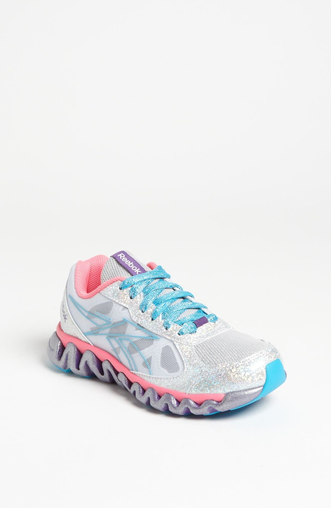 Alternate Image 1 Selected - Reebok 'ZigLite Rush' Sneaker (Toddler & Little Kid)