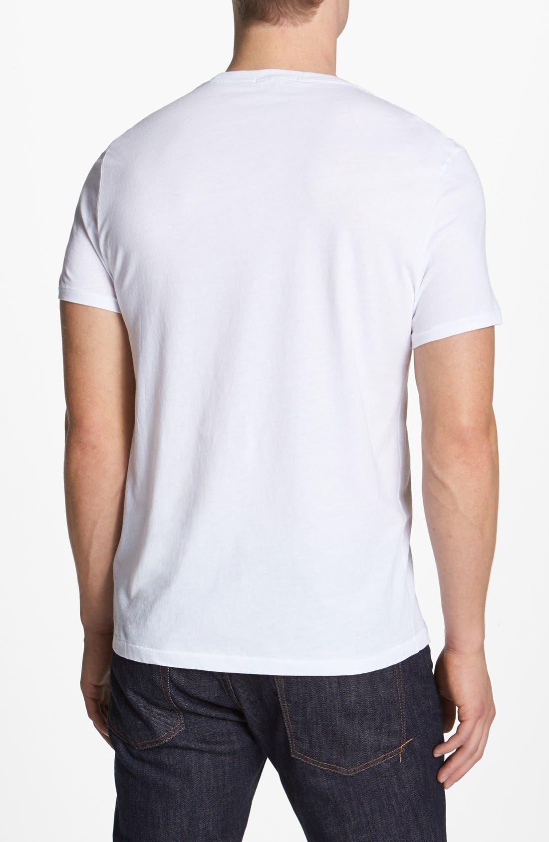 Alternate Image 2  - Burberry Brit 'Jordan' T-Shirt