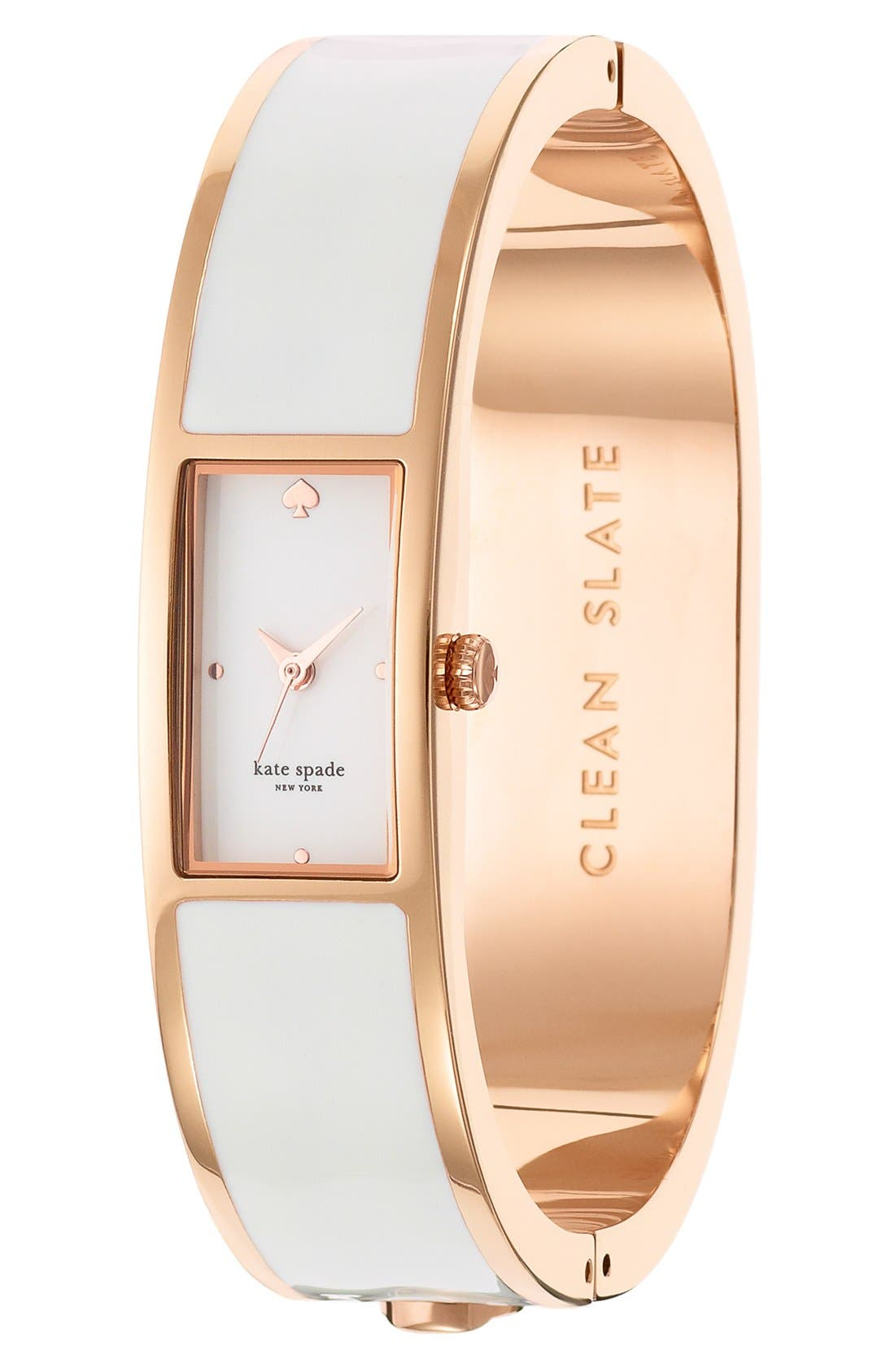 Alternate Image 3  - kate spade new york 'carousel' bangle watch (Online Only)