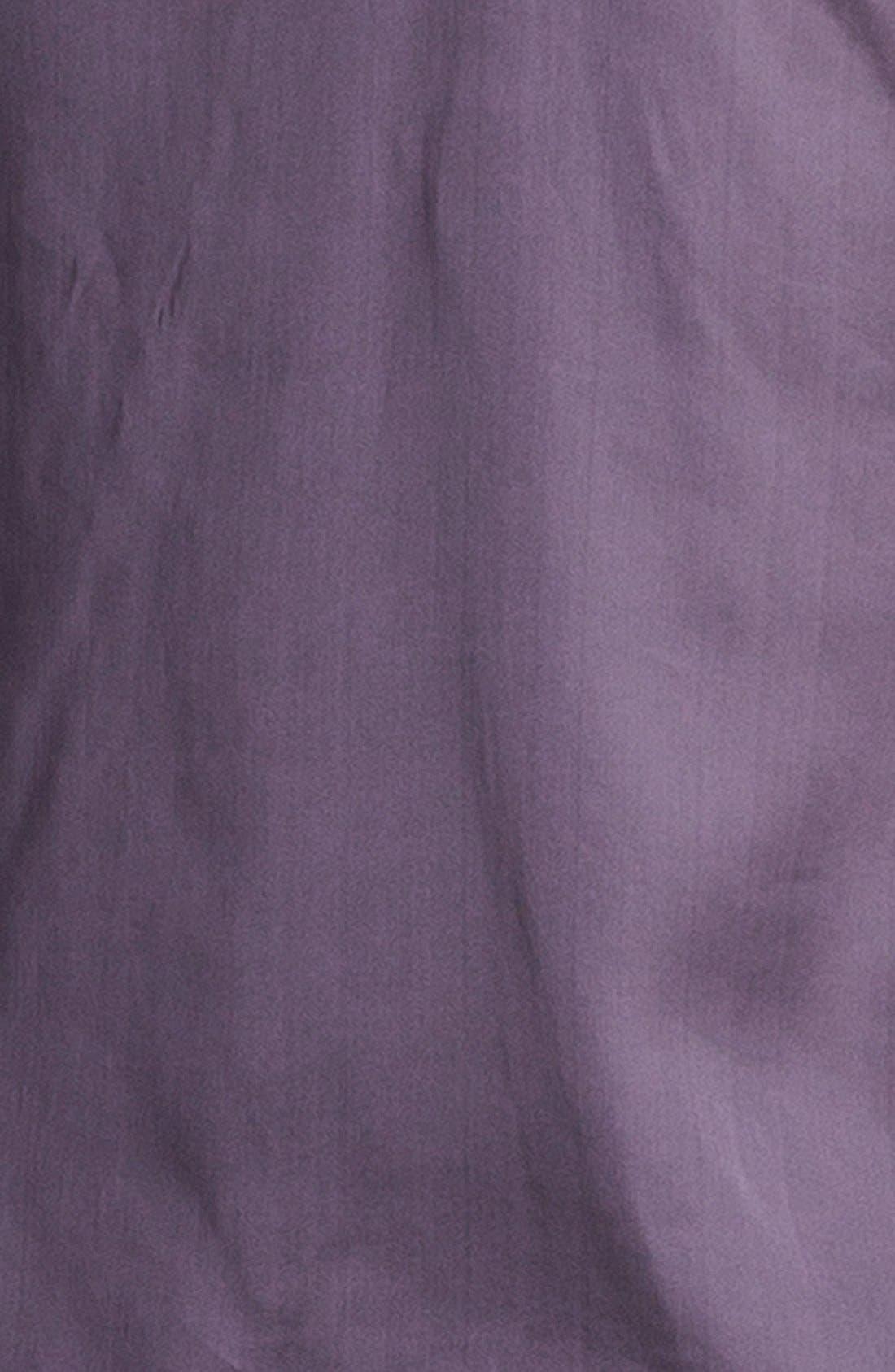 Alternate Image 6  - HELMUT Helmut Lang 'Glassy' Drape Front Blouse