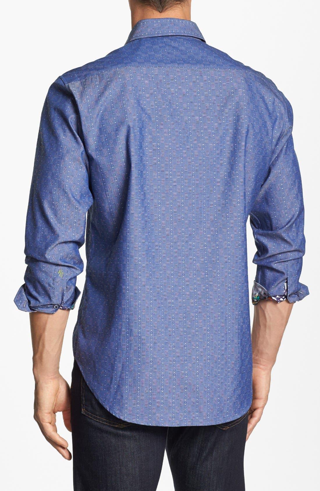 Alternate Image 3  - Robert Graham 'Chet' Regular Fit Sport Shirt