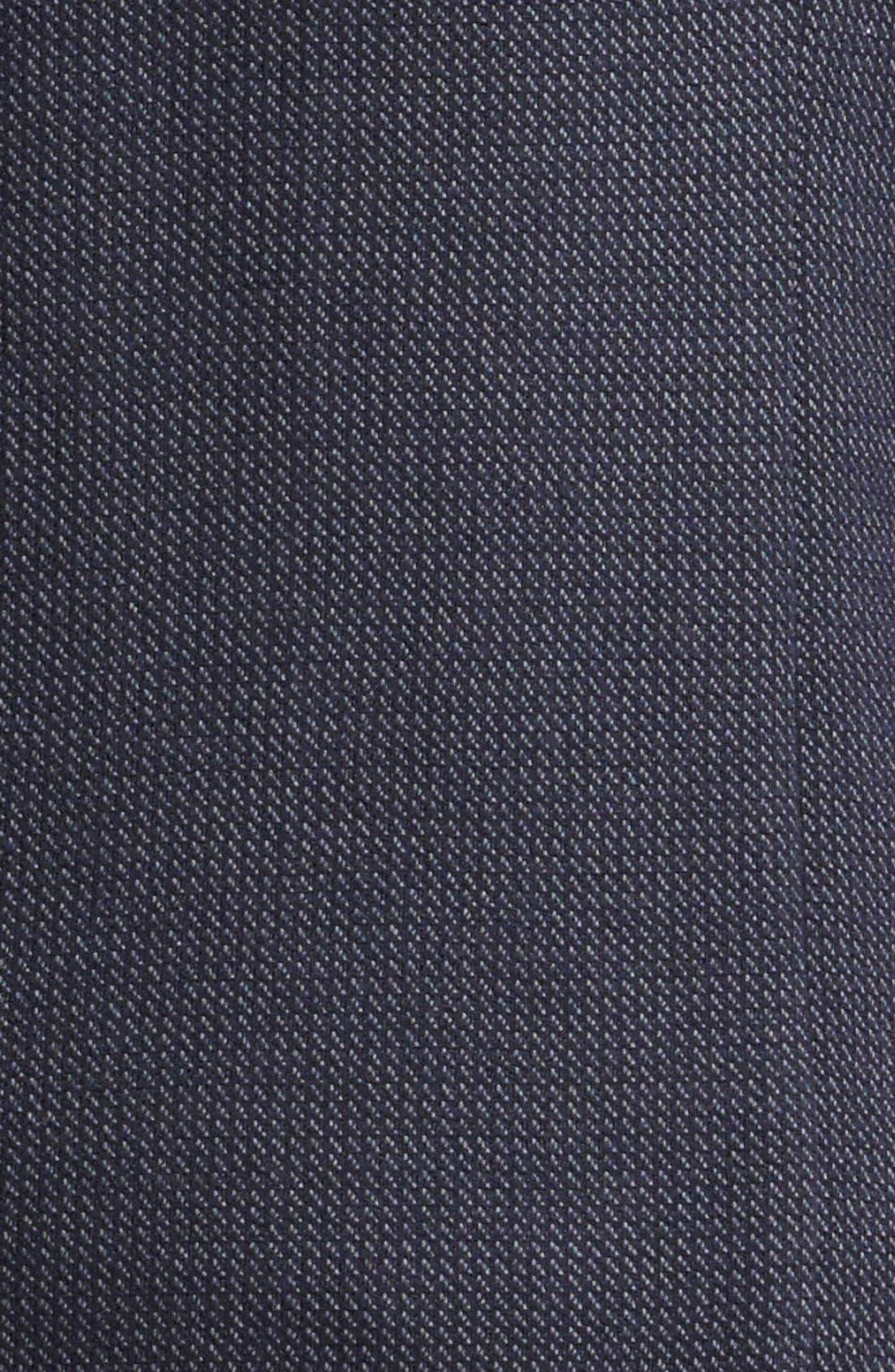 Alternate Image 3  - Armani Collezioni 'Linea' Tic Weave Sportcoat