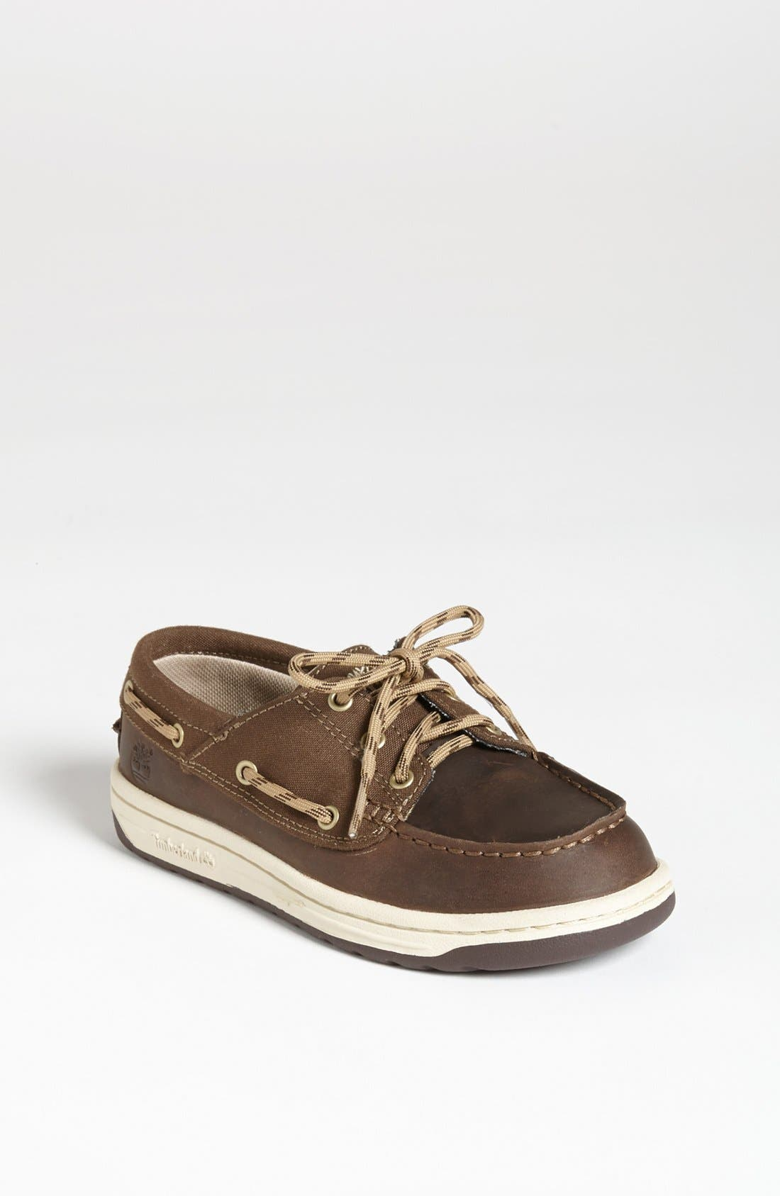 Alternate Image 1 Selected - Timberland Earthkeepers® 'Ryan' Boat Shoe (Little Kid & Big Kid)
