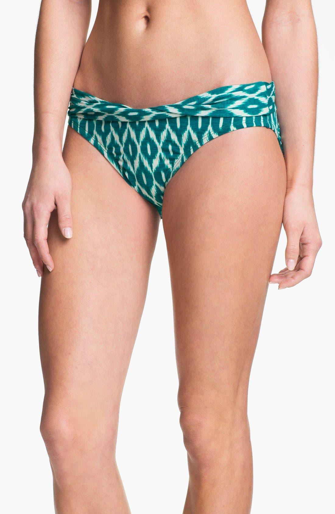 Main Image - Robin Piccone 'Ikat Twist' Bikini Bottoms
