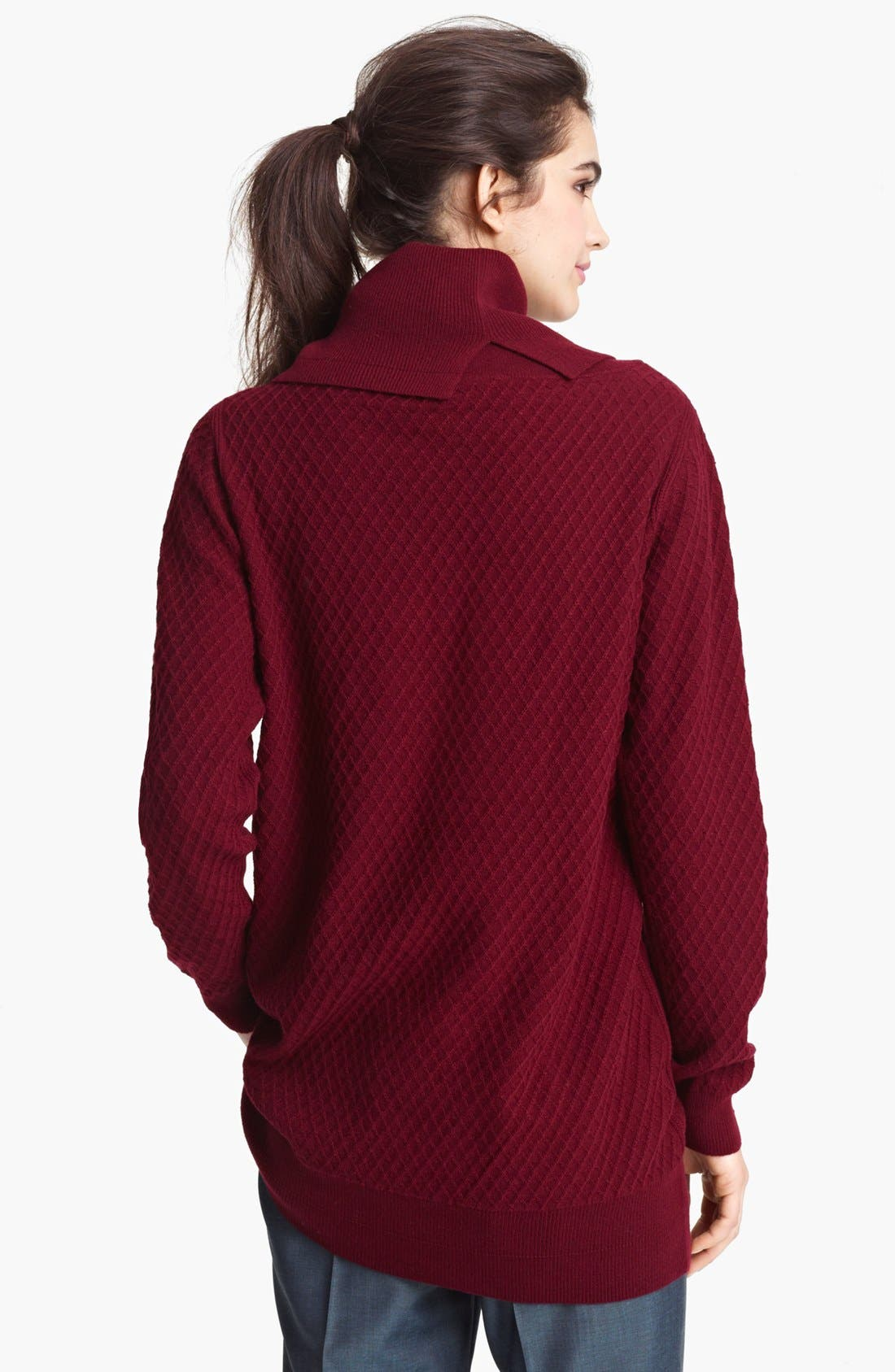 Alternate Image 2  - MARC JACOBS Oversized Turtleneck Sweater