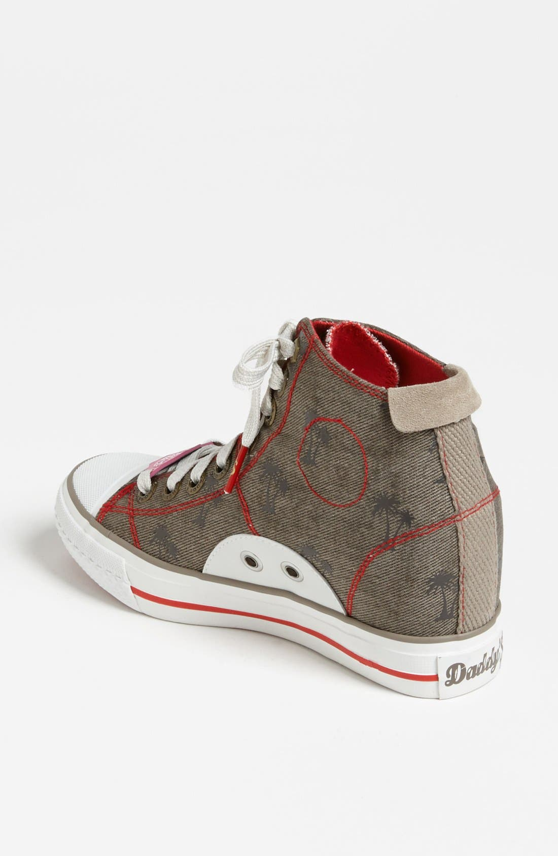 Alternate Image 2  - SKECHERS 'Daddy's Money - Gimme' Wedge Sneaker
