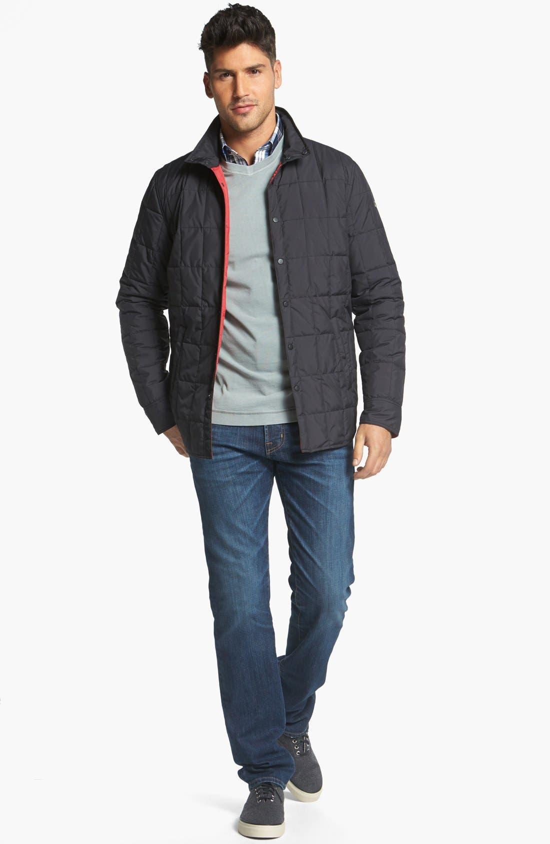 Alternate Image 5  - AG 'Matchbox' Slim Fit Jeans (8 Year)