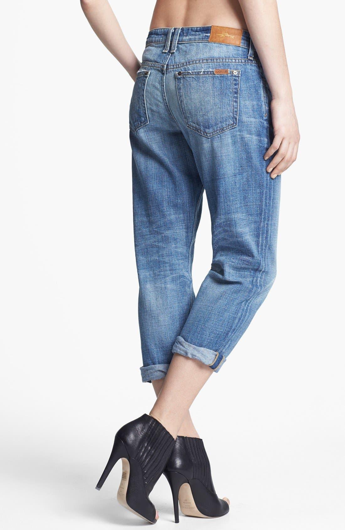Alternate Image 2  - Joe's 'Easy Crop' Jeans (Mylenne)