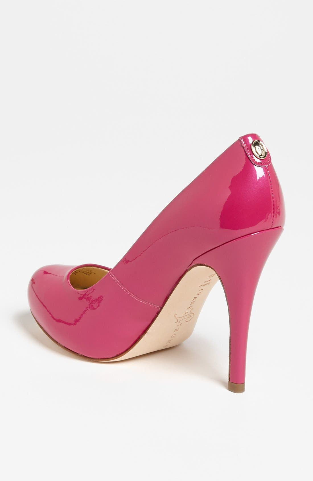 Alternate Image 2  - Ivanka Trump 'Pinkish' Platform Pump