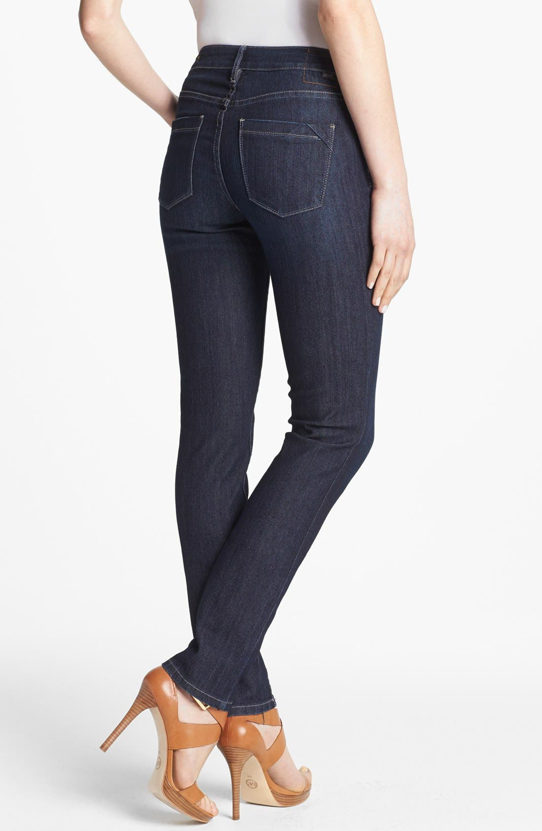 Alternate Image 2  - Jag Jeans 'New Jane' Slim Stretch Jeans