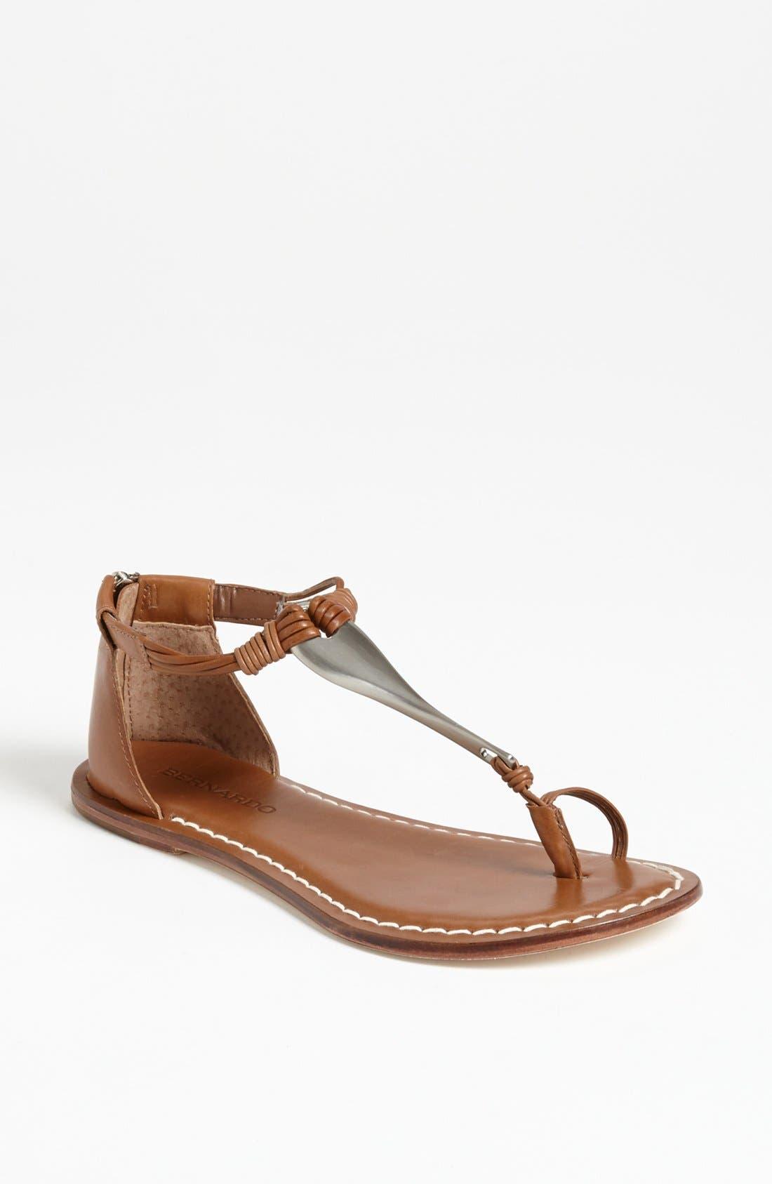 Main Image - Bernardo Footwear Marina Sandal