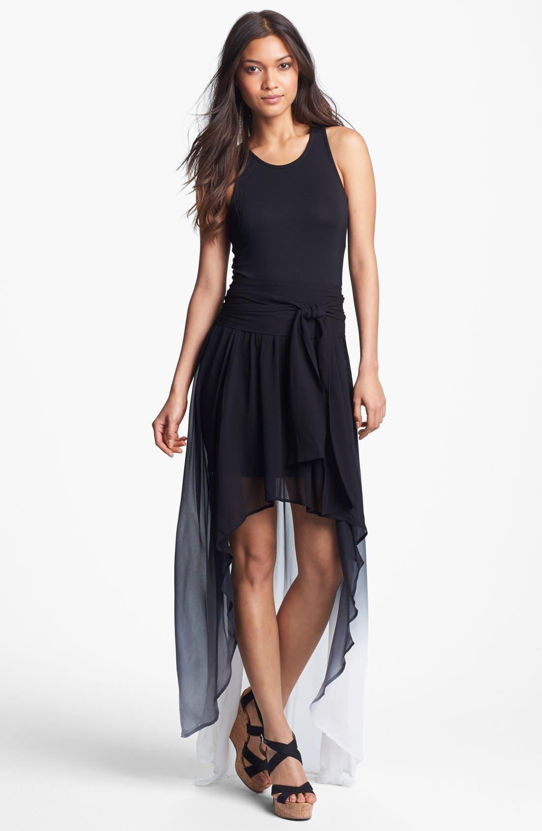 Alternate Image 1 Selected - Young, Fabulous & Broke 'Kula' Ombré Maxi Dress